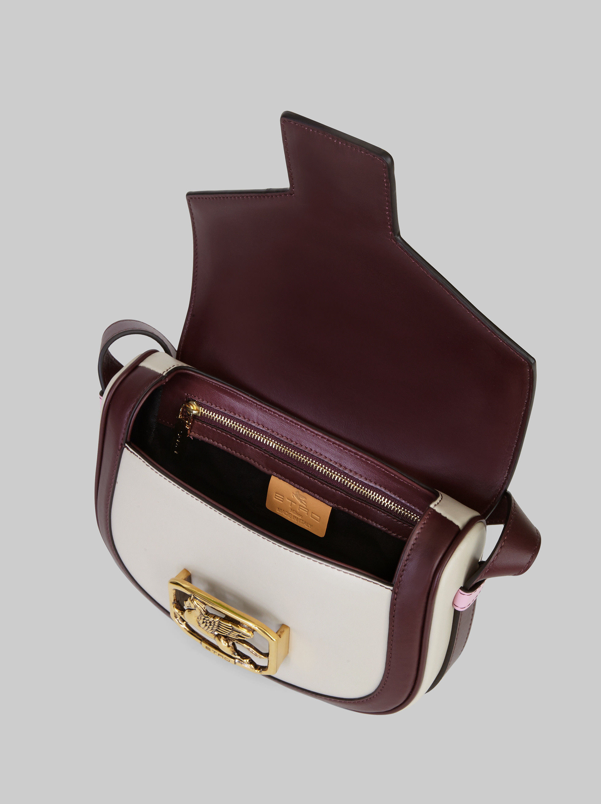 MULTI-COLOUR PEGASO BAG
