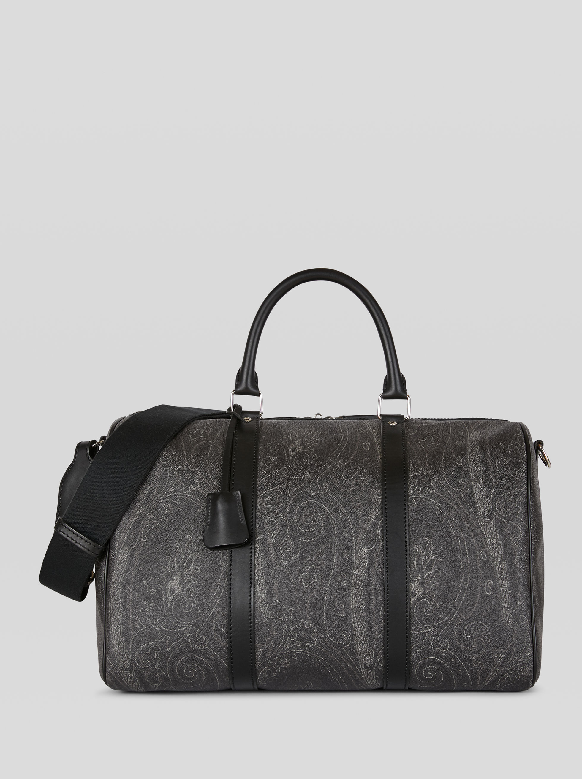 TRAVEL BAG WITH PAISLEY MOTIFS