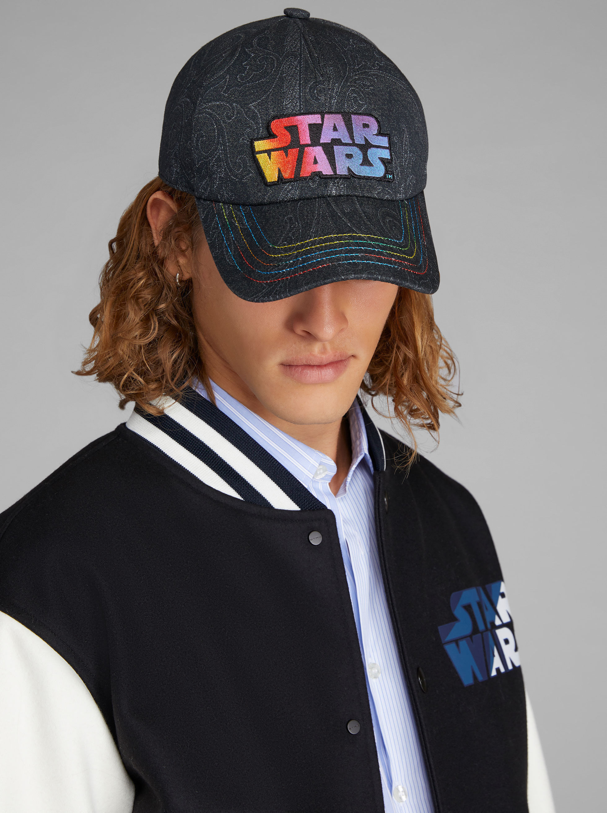 ETRO X STAR WARS BASEBALL HAT
