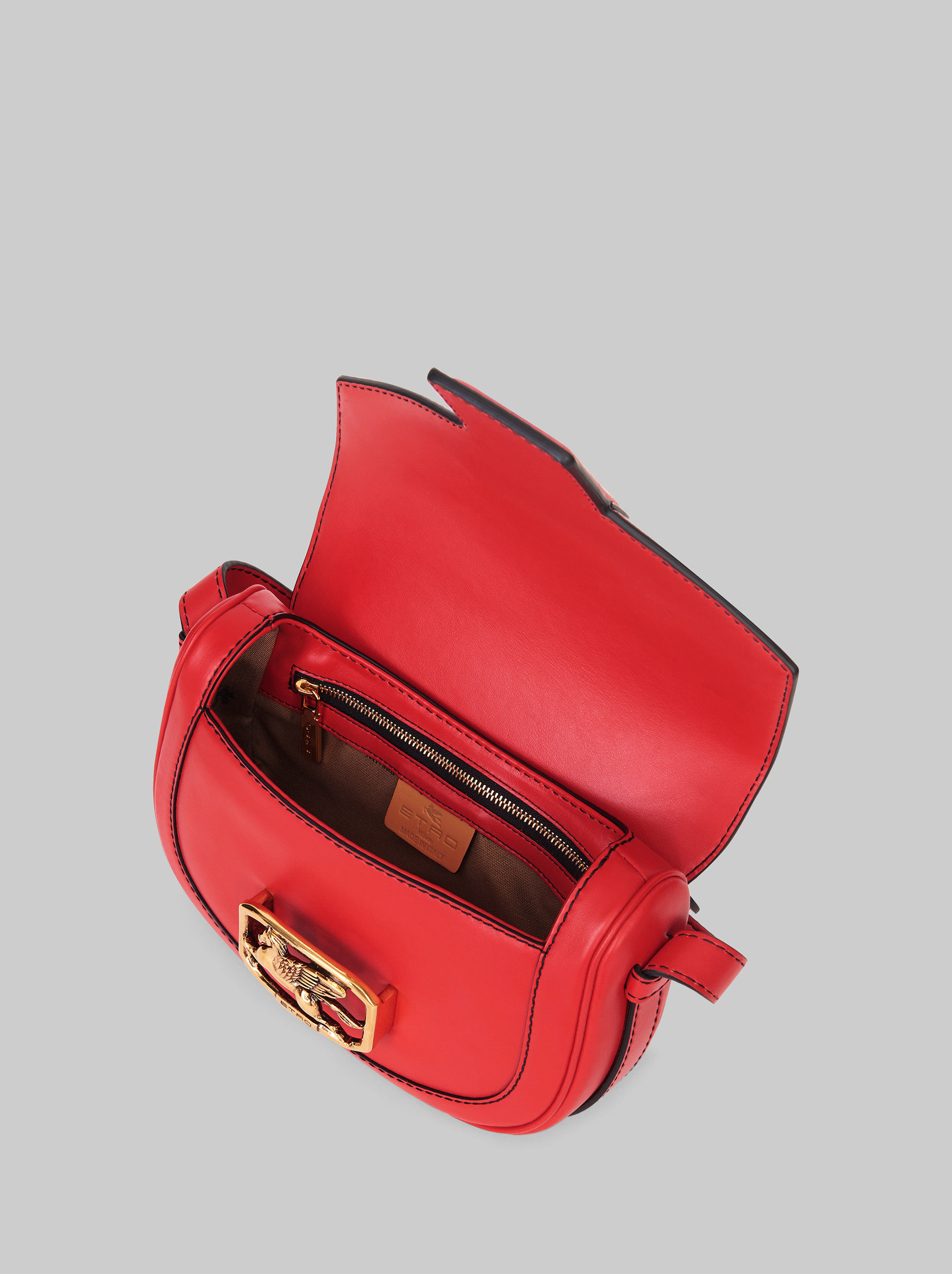 PEGASO LEATHER BAG