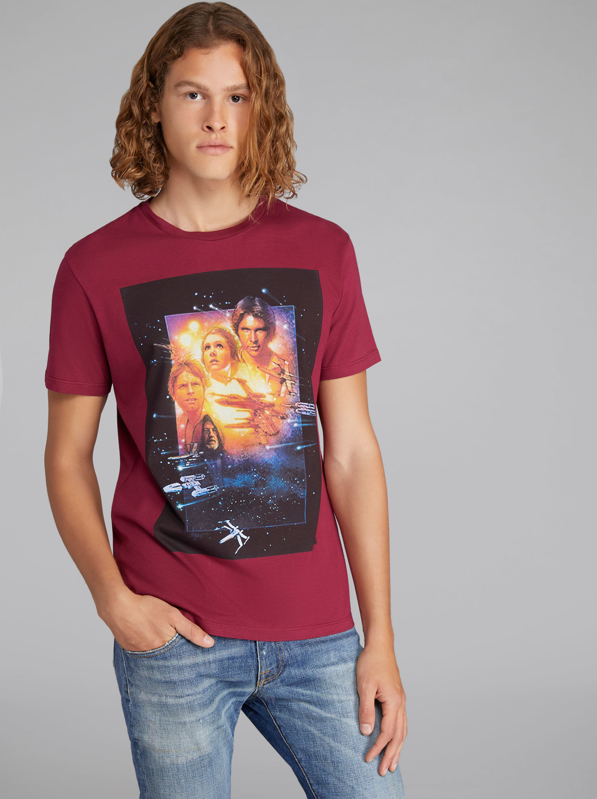 T-SHIRT ETRO X STAR WARS