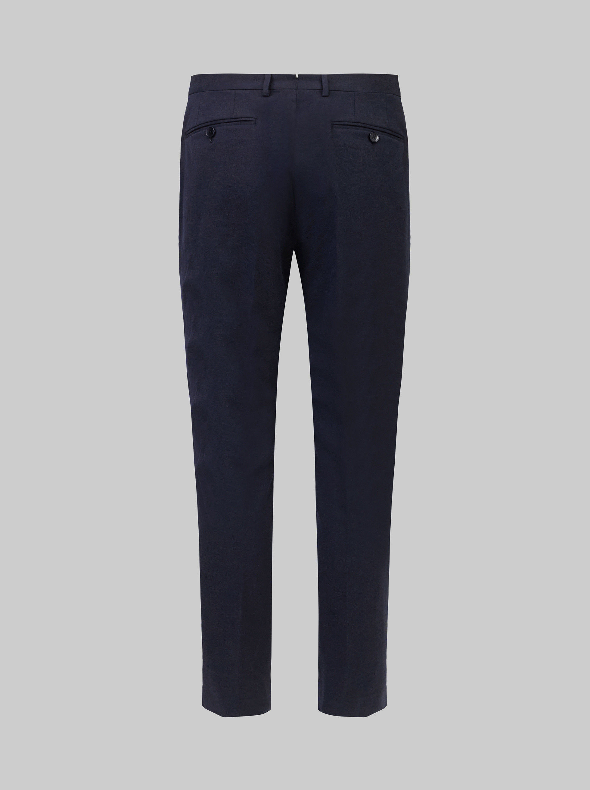PAISLEY JACQUARD TAILORED TROUSERS