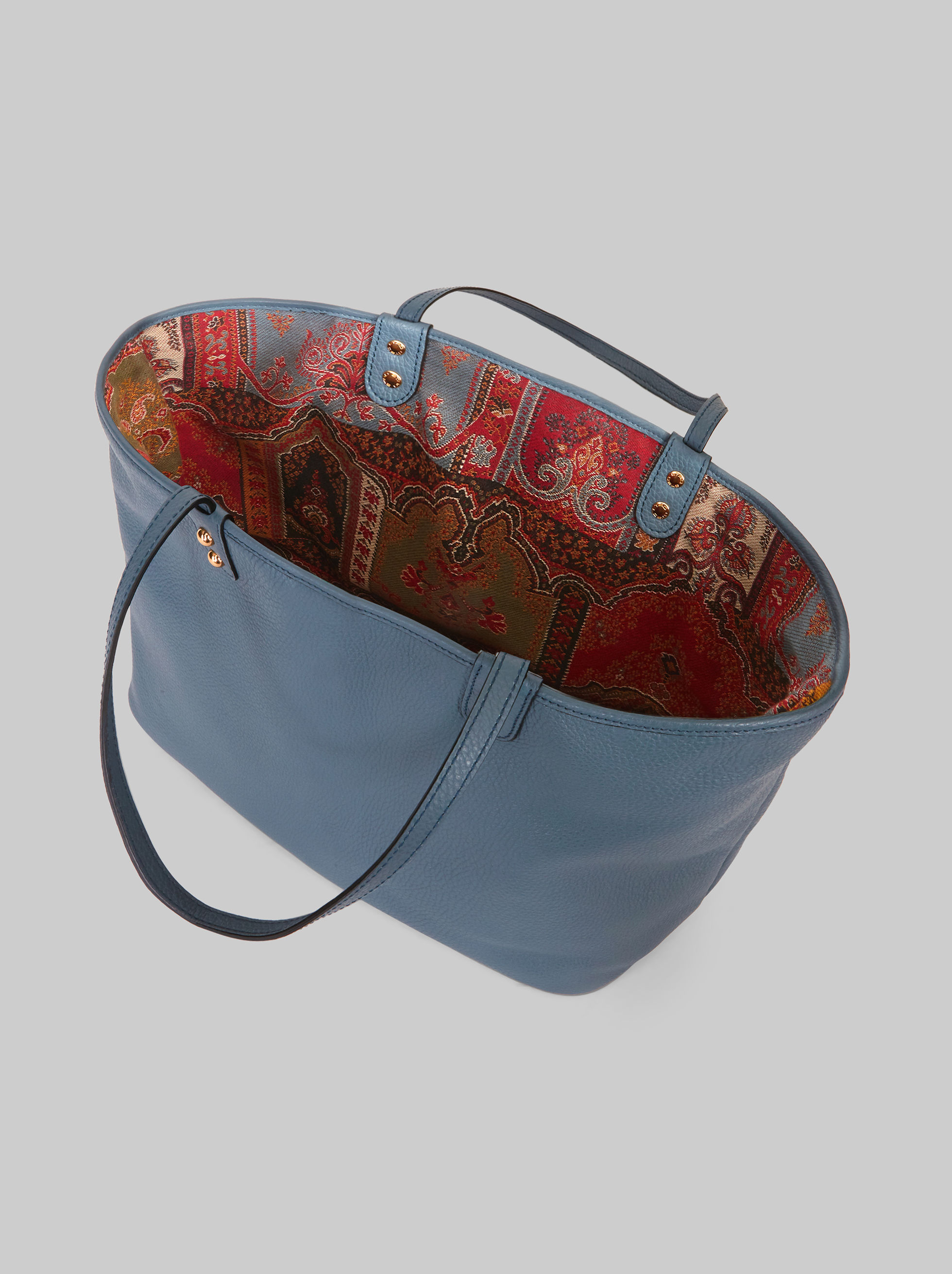REVERSIBLE SHOPPER BAG