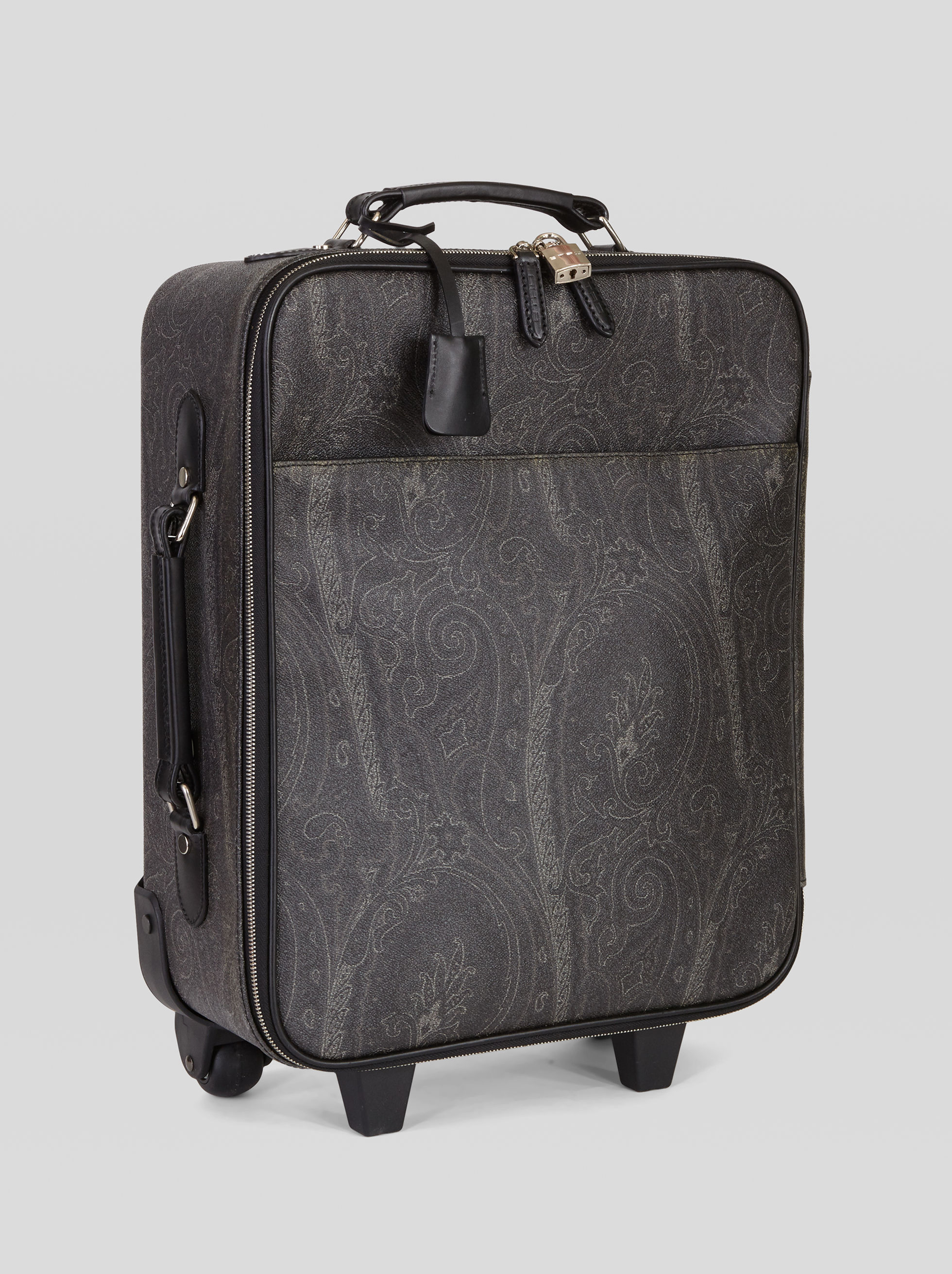 PAISLEY TROLLEY BAG