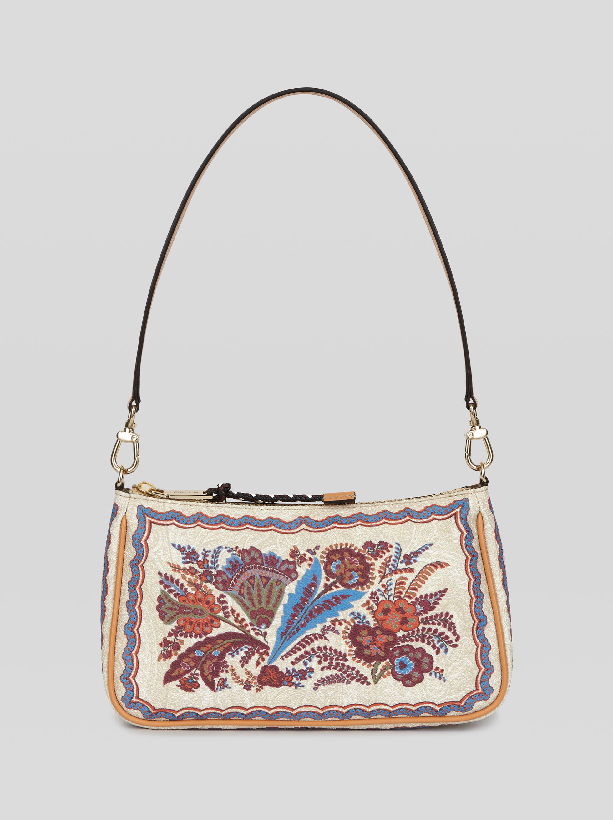 MINI FLORAL PAISLEY BAG