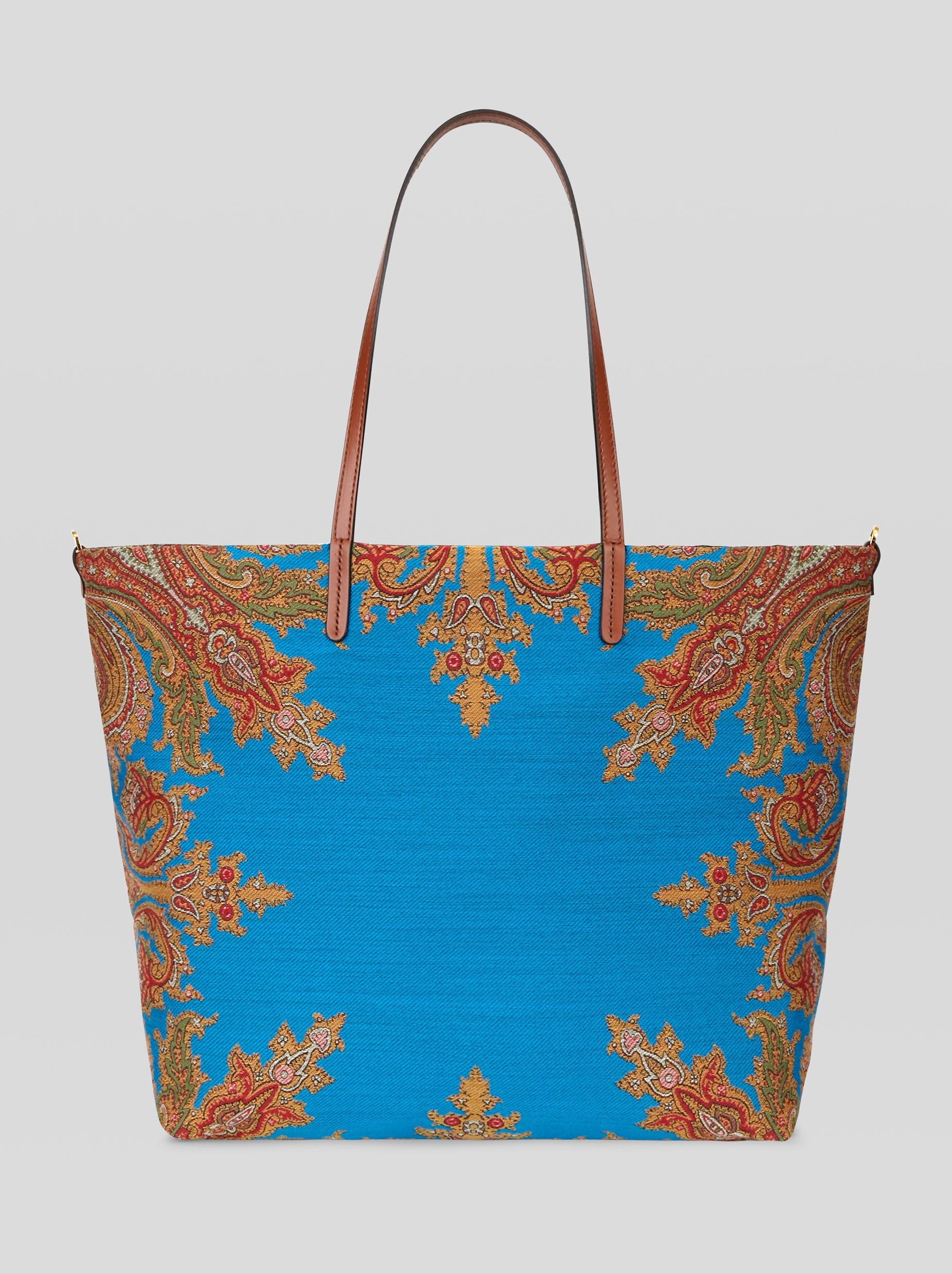 SHOPPING PAISLEY REVERSIBILE