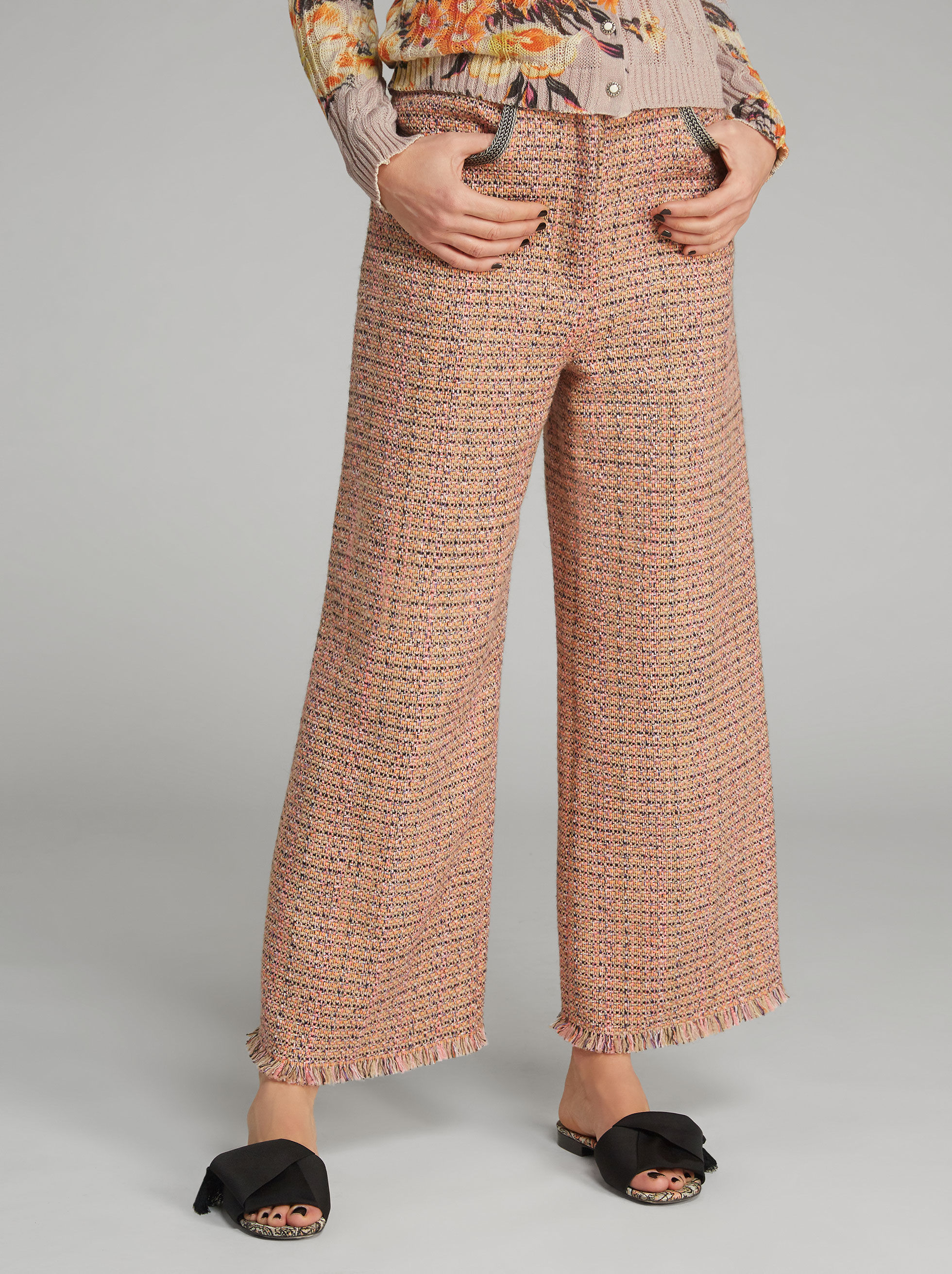 PANTALONE IN TWEED