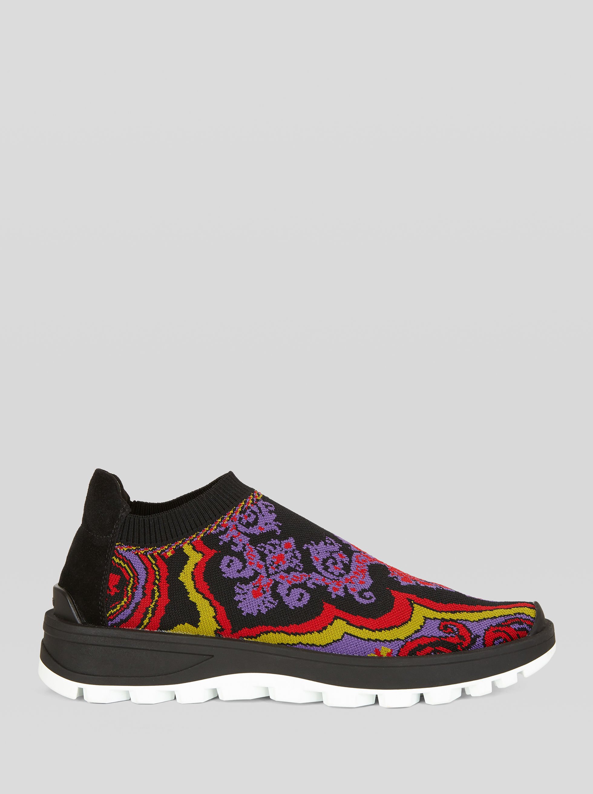 JACQUARD SOCK SNEAKERS