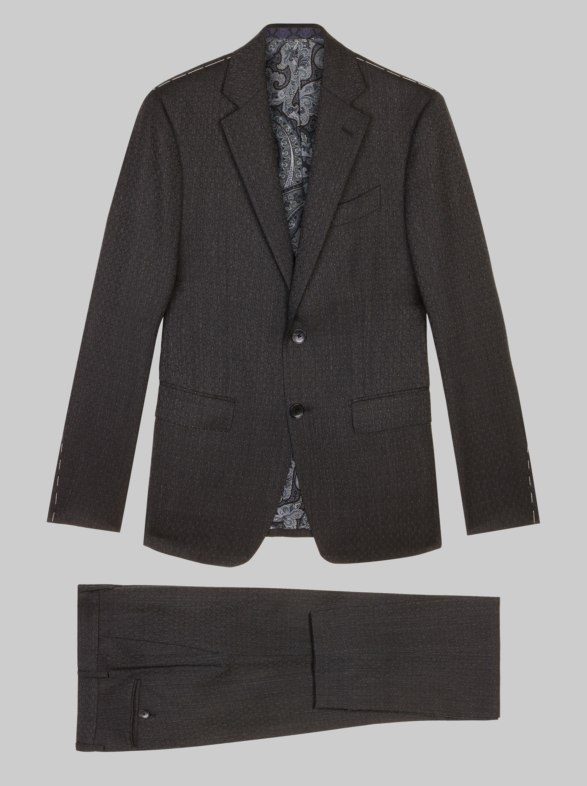 CANVASSED SUIT