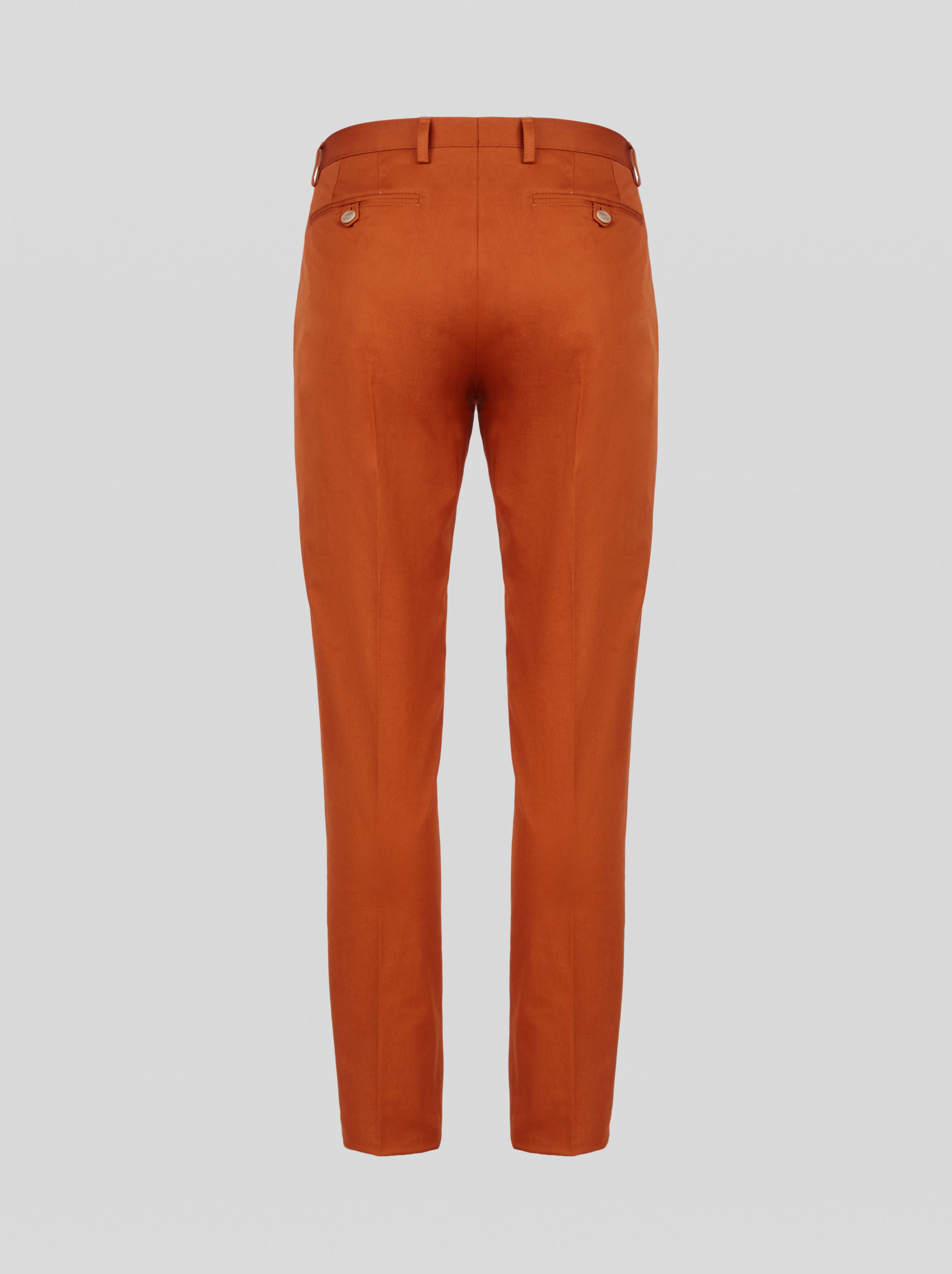 COTTON CASUAL TROUSERS