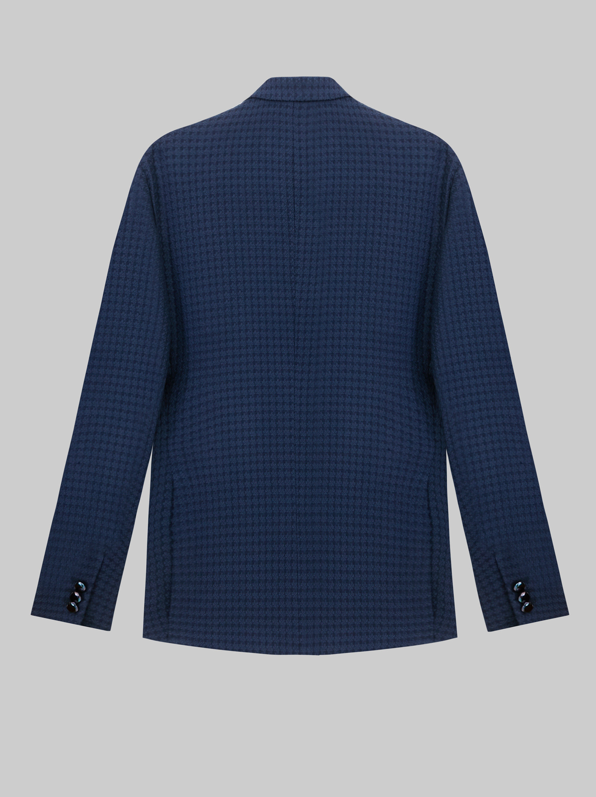HOUNDSTOOTH TAILORED JACKET