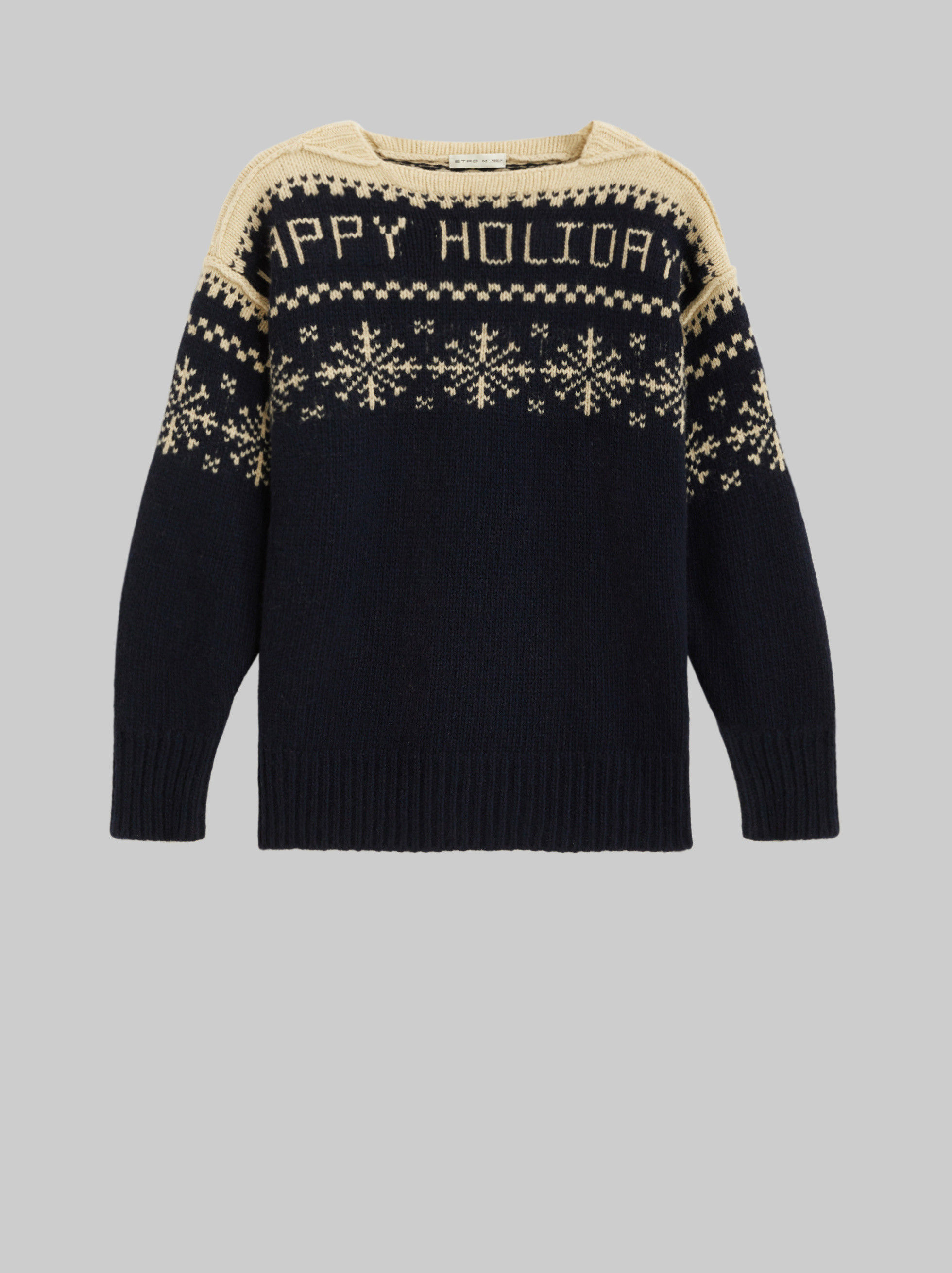 HAPPY HOLIDAYS JUMPER