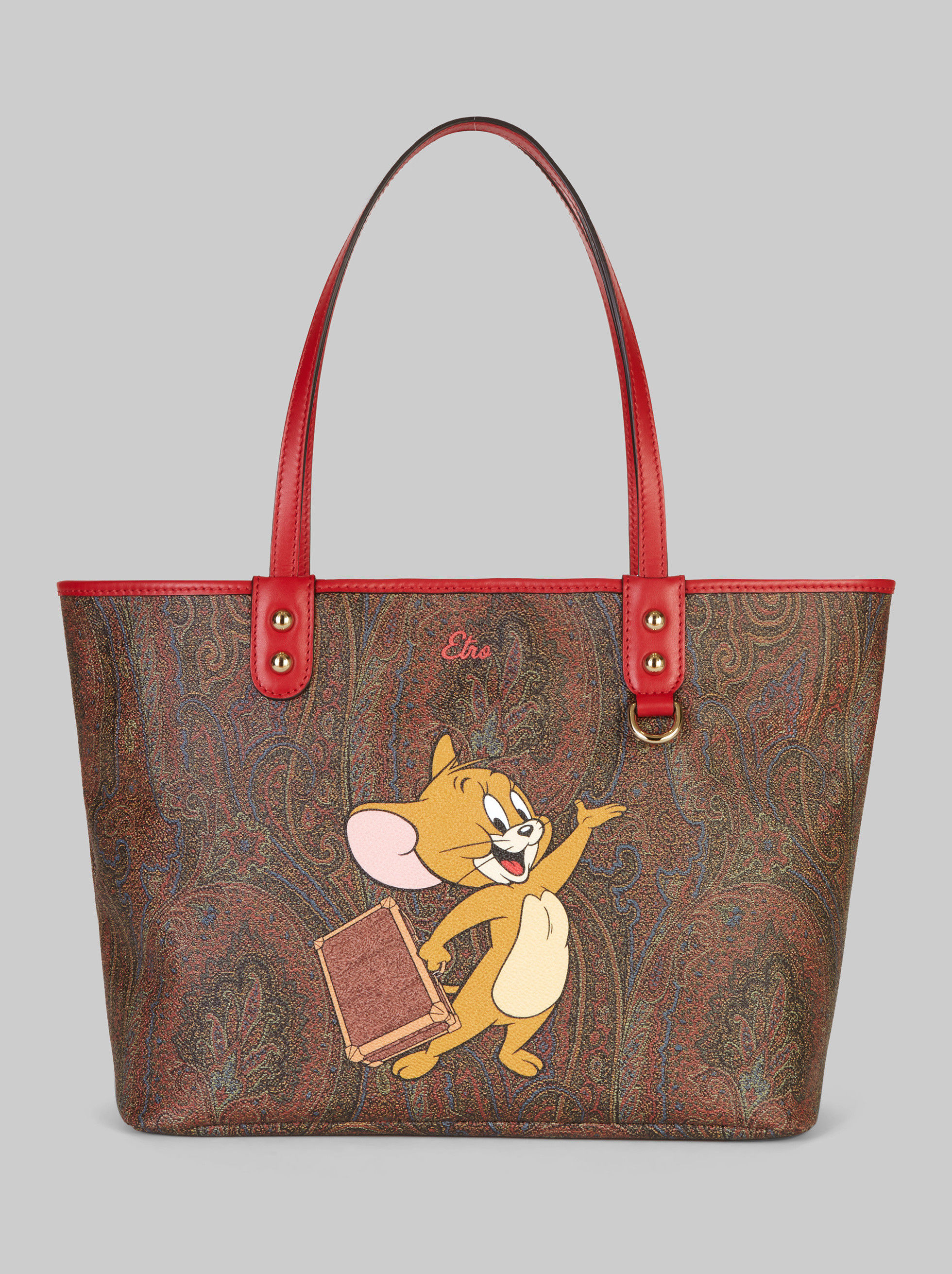 PAISLEY JERRY SHOPPING BAG