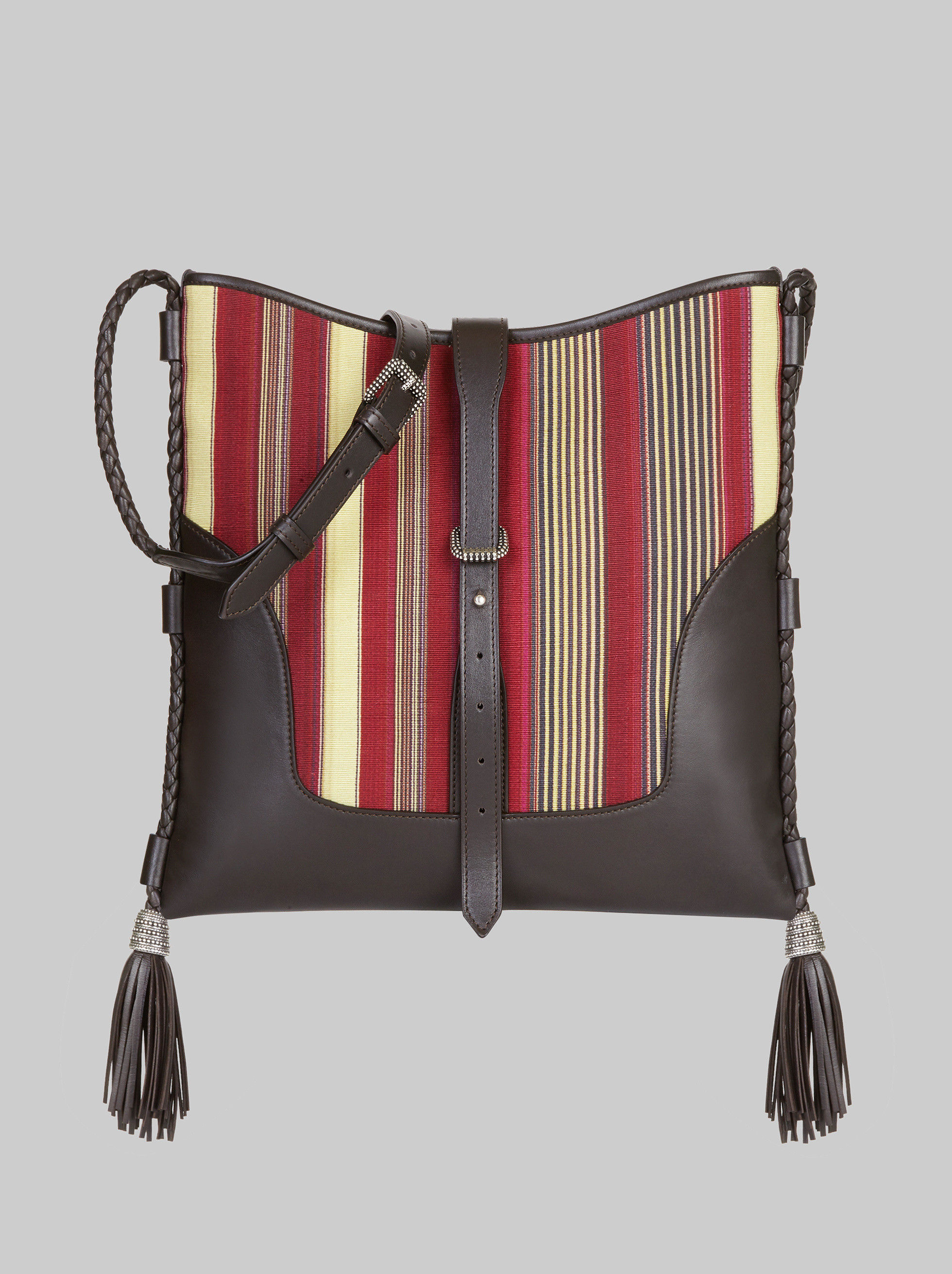 STRIPED EIVISSA BAG