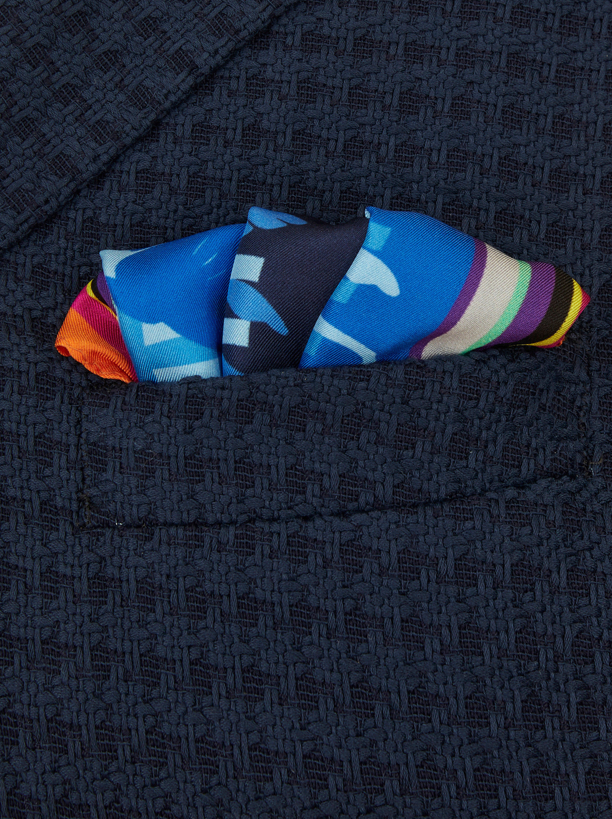 PEGASO POCKET SQUARE
