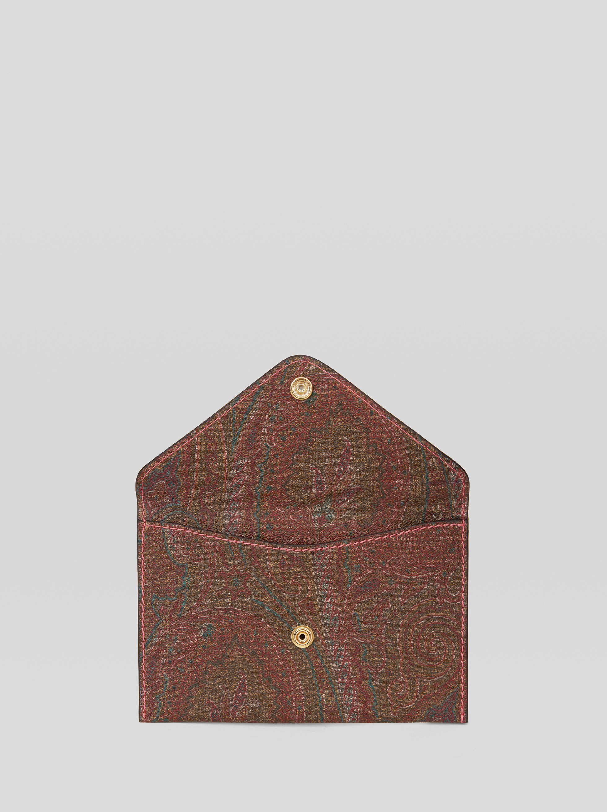 PAISLEY ENVELOPE CLUTCH