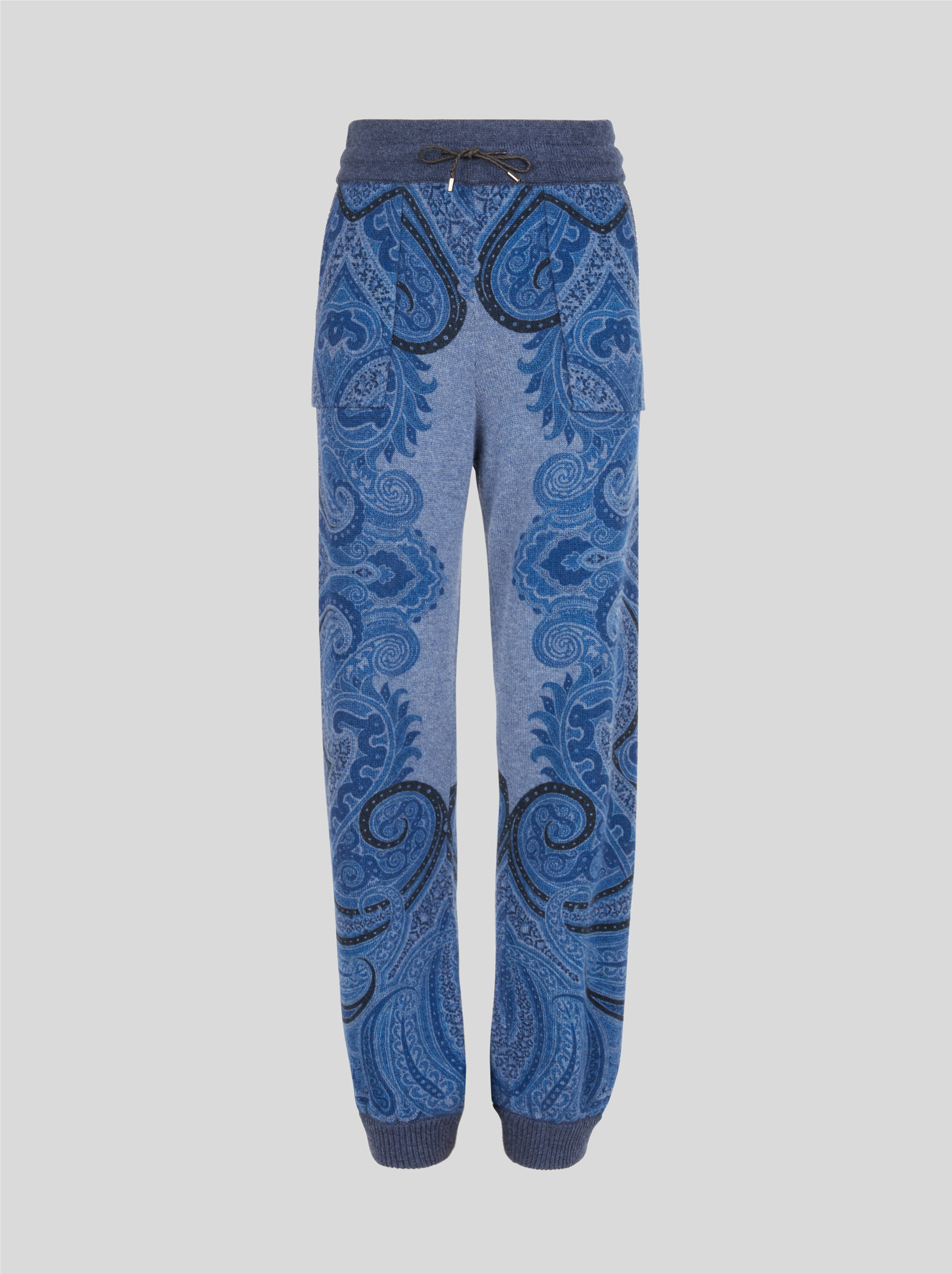 PAISLEY JOGGING TROUSERS