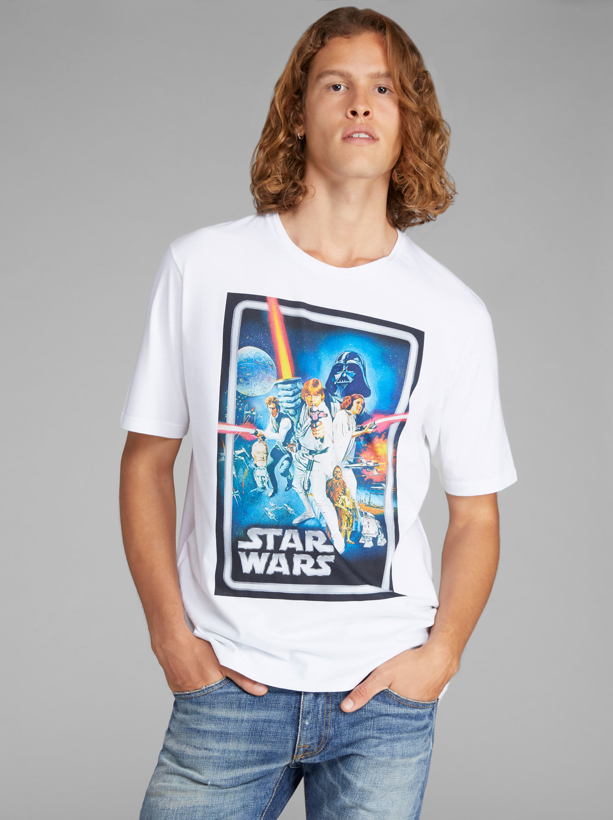 VINTAGE T-SHIRT ETRO X STAR WARS