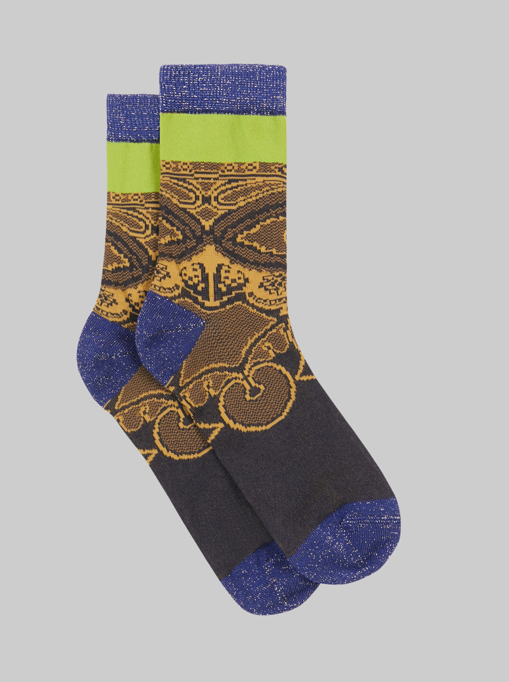 SET OF JACQUARD SOCKS