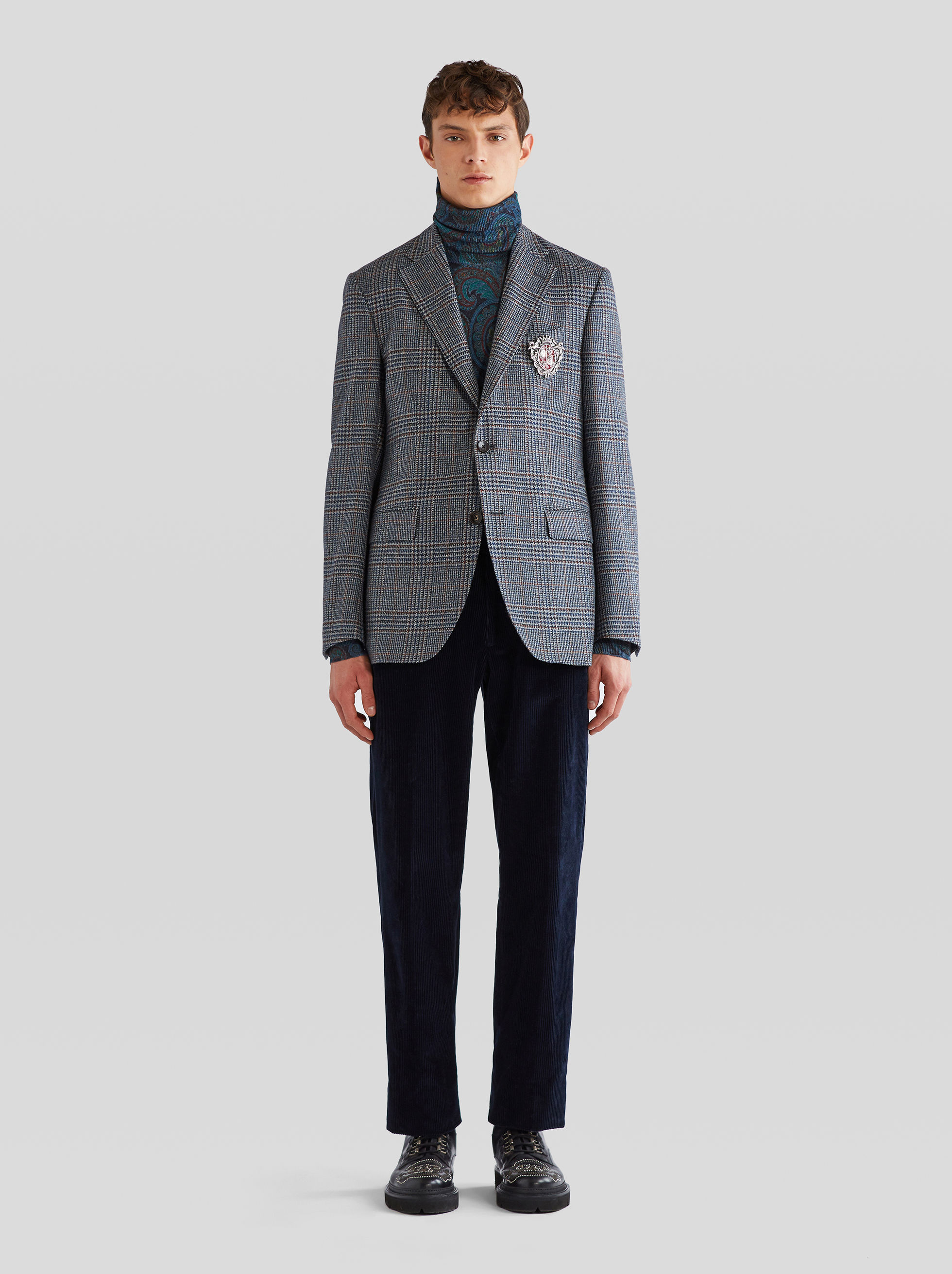 PRINCE OF WALES TAILORED JACKET