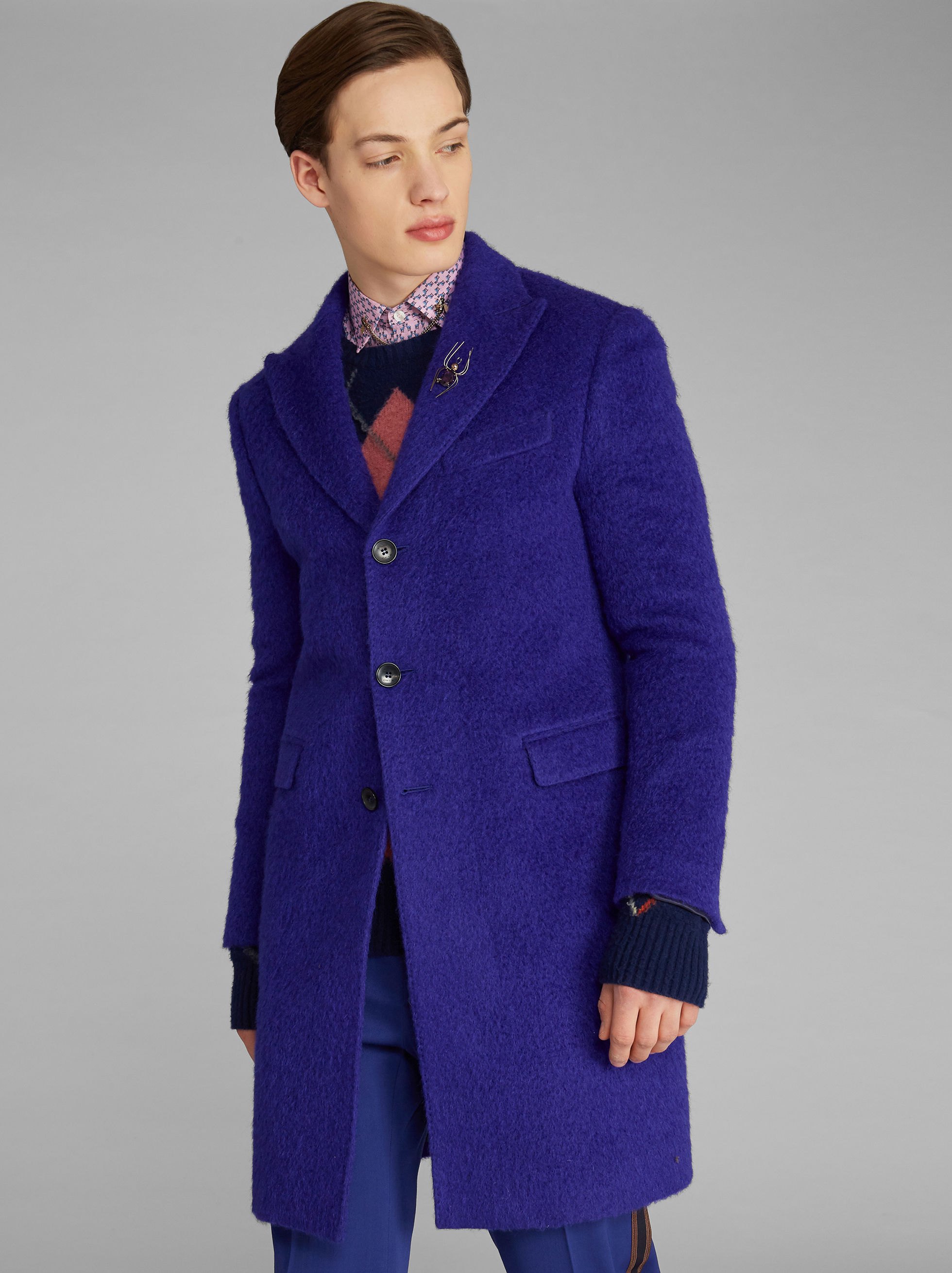 SEMI-TRADITIONAL COAT