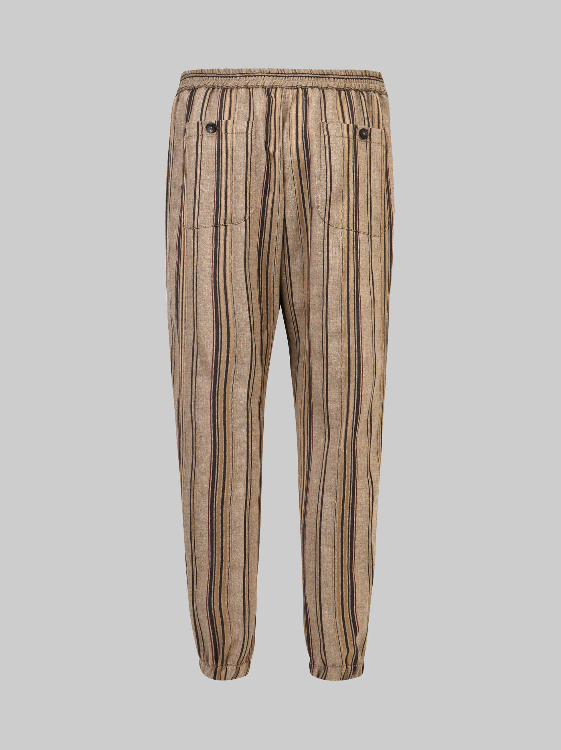 PINSTRIPE JOGGING TROUSERS