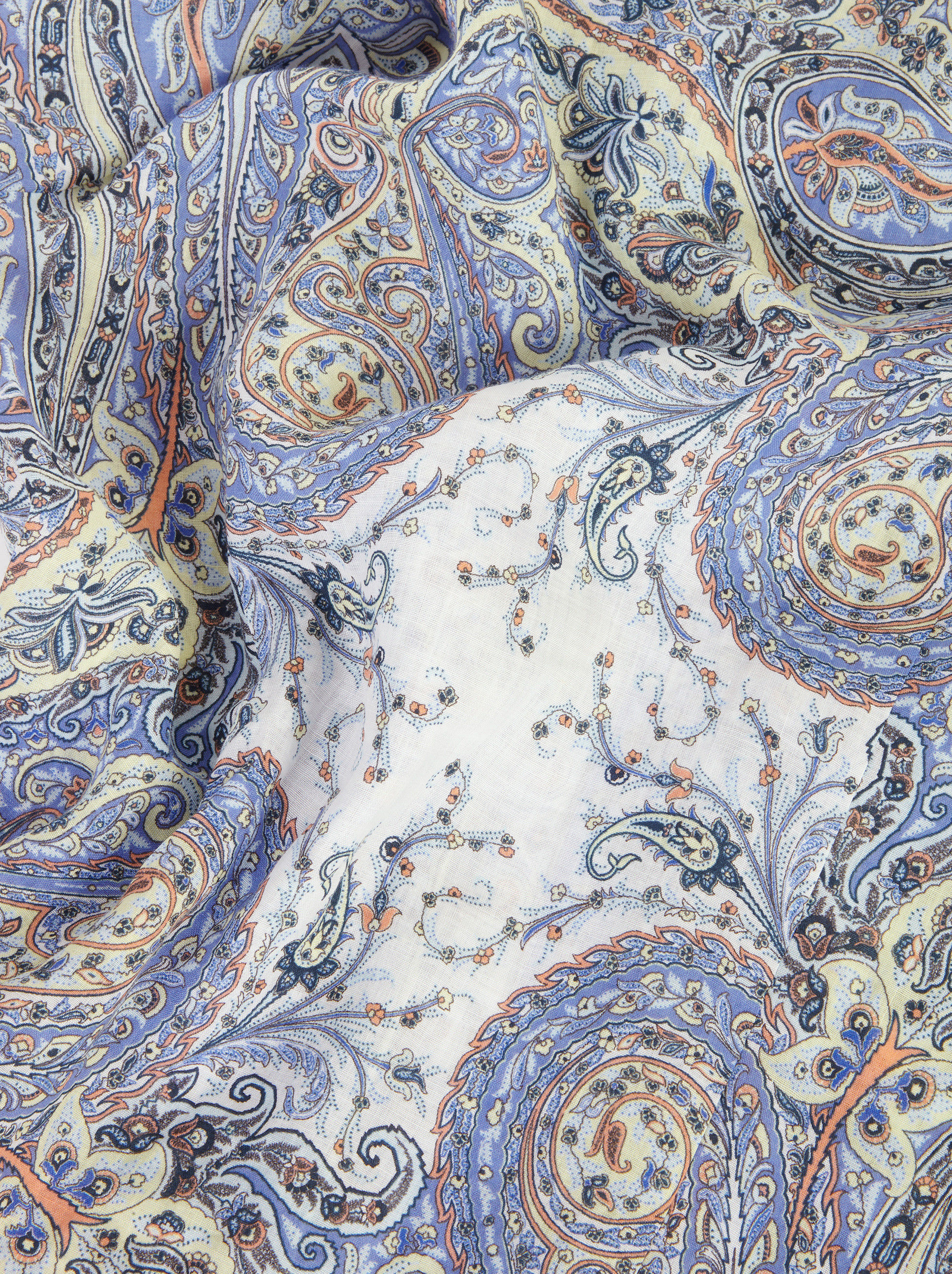 CAMISA PAISLEY FLORAL