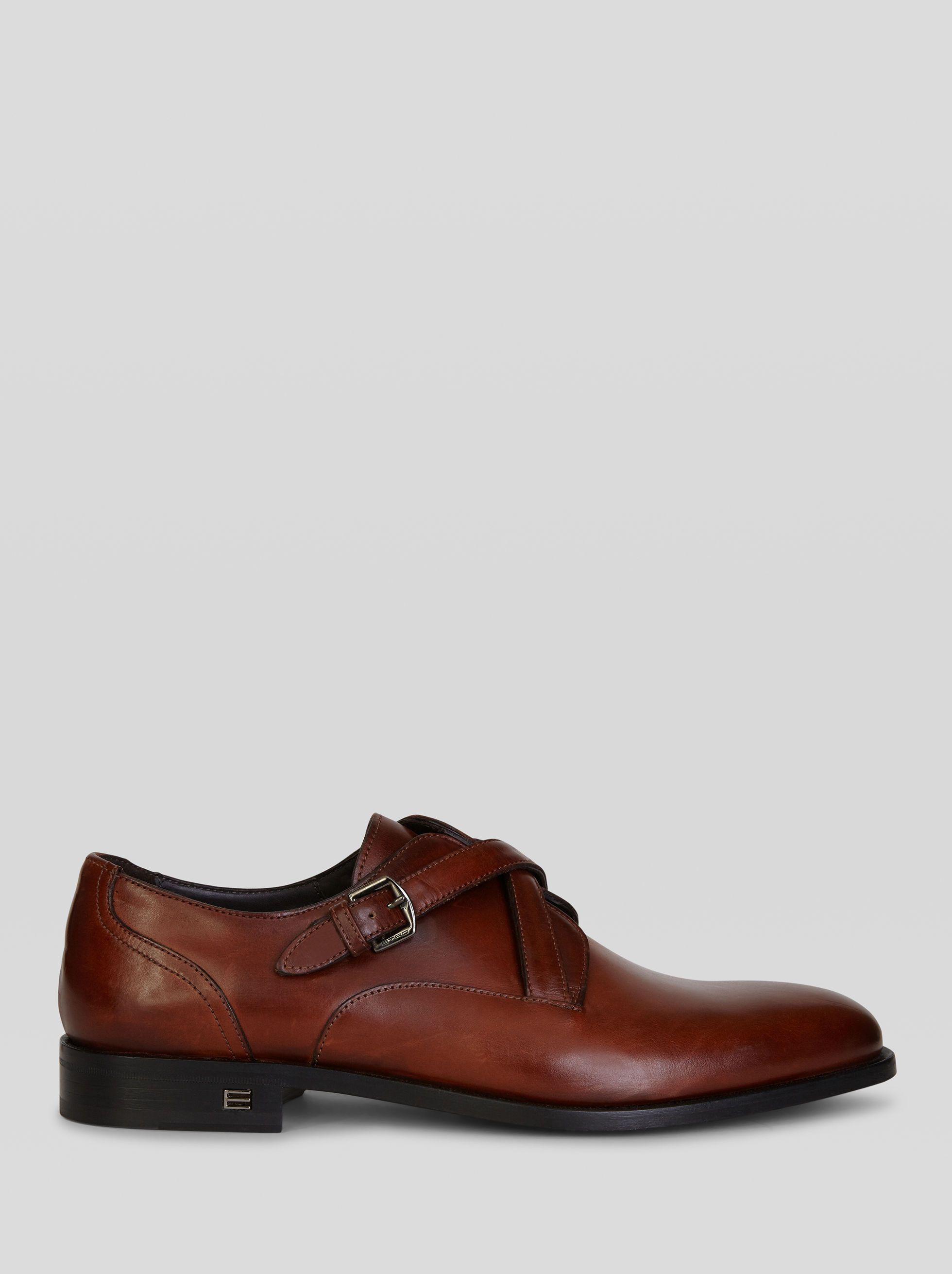 LEATHER MONK STRAPS