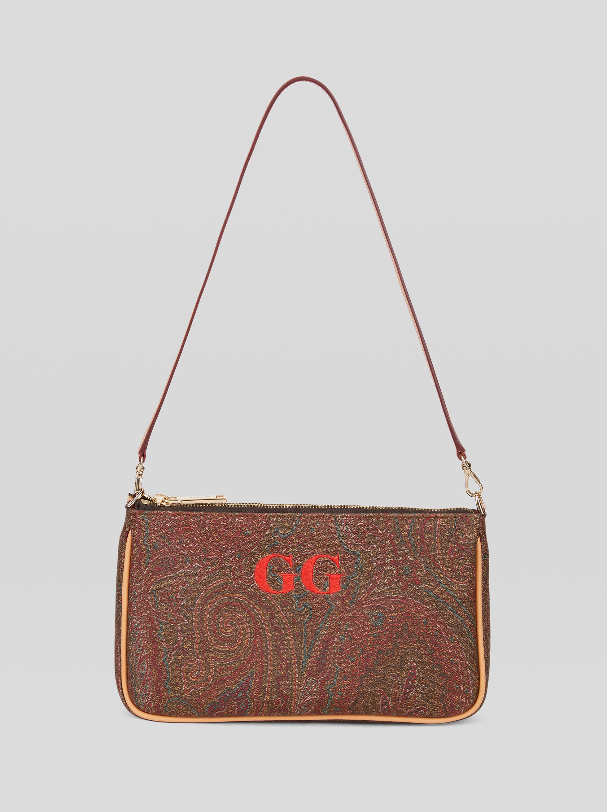 SMALL PAISLEY SHOULDER BAG