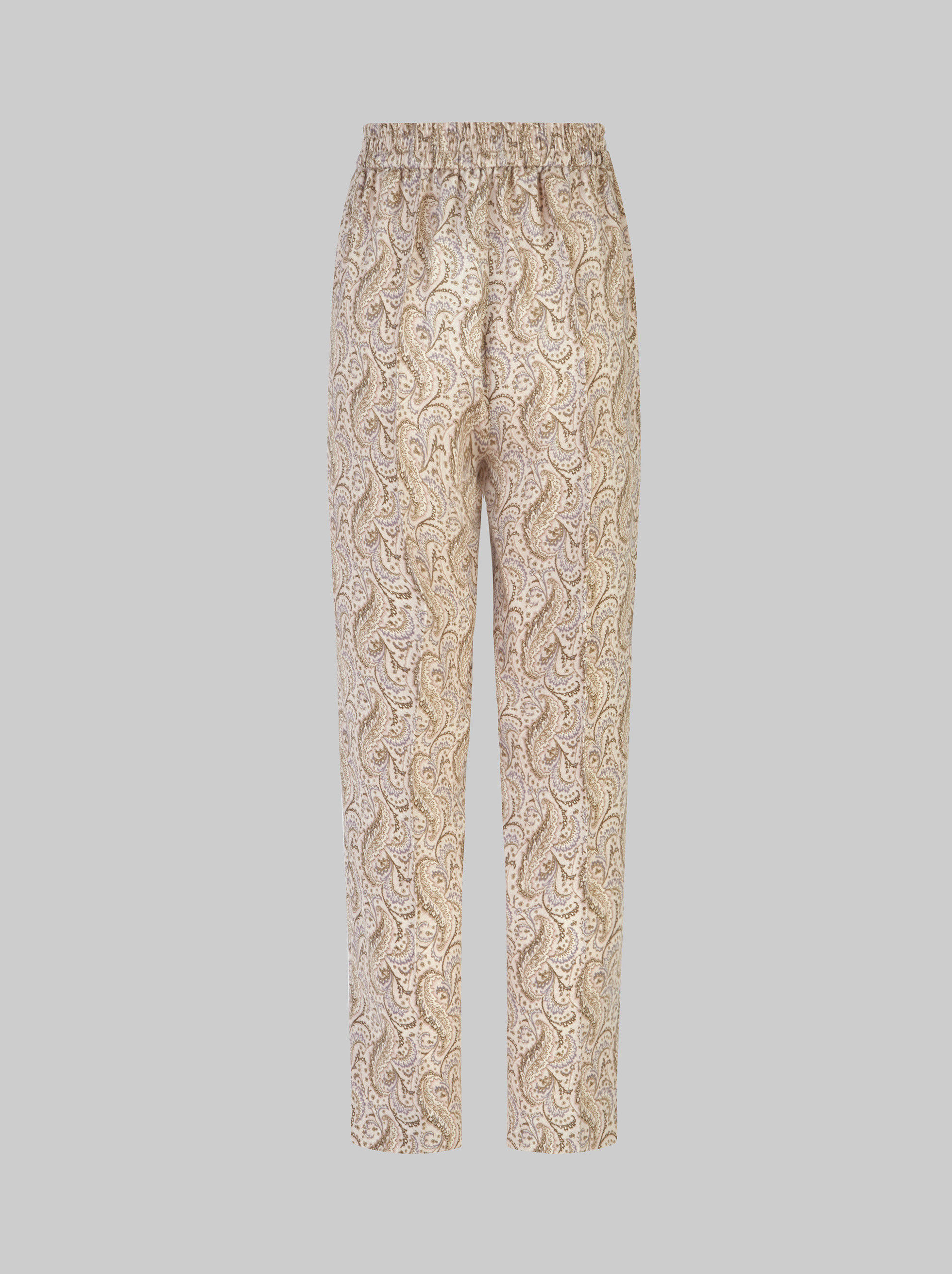 PAISLEY PRINT JOGGING TROUSERS