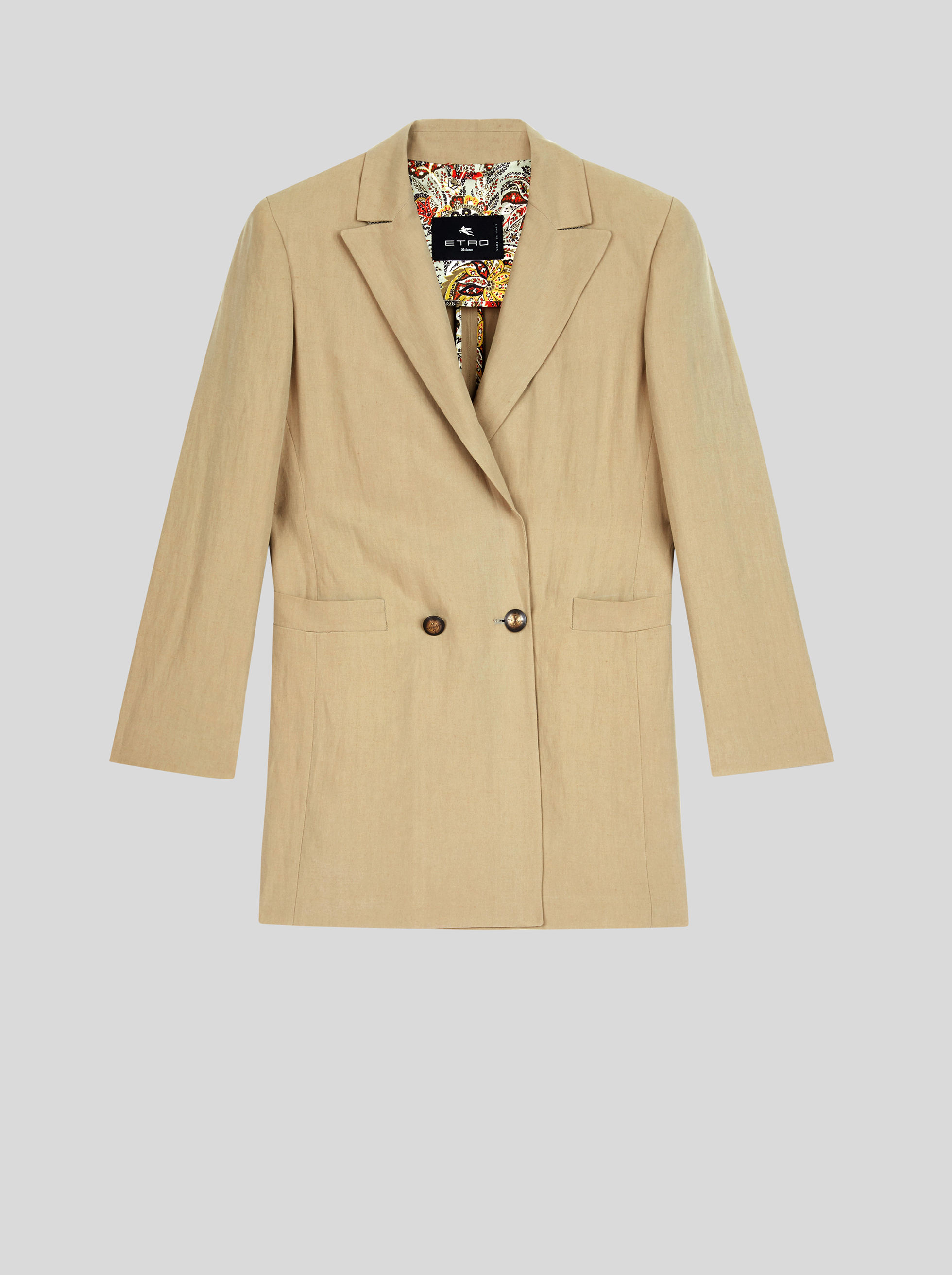 COAT  LIGHT SILK