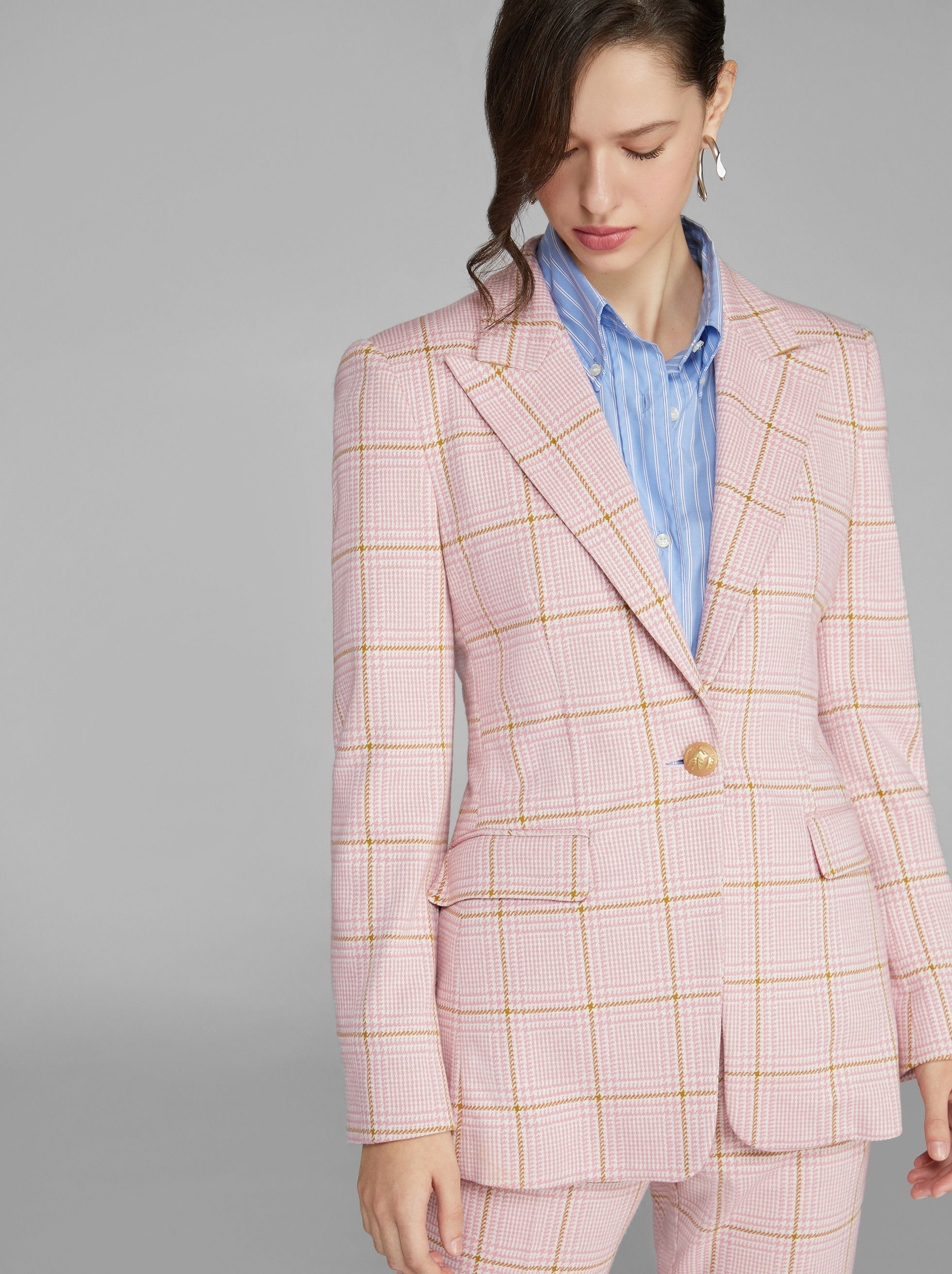 PRINCE OF WALES CHECK JACKET
