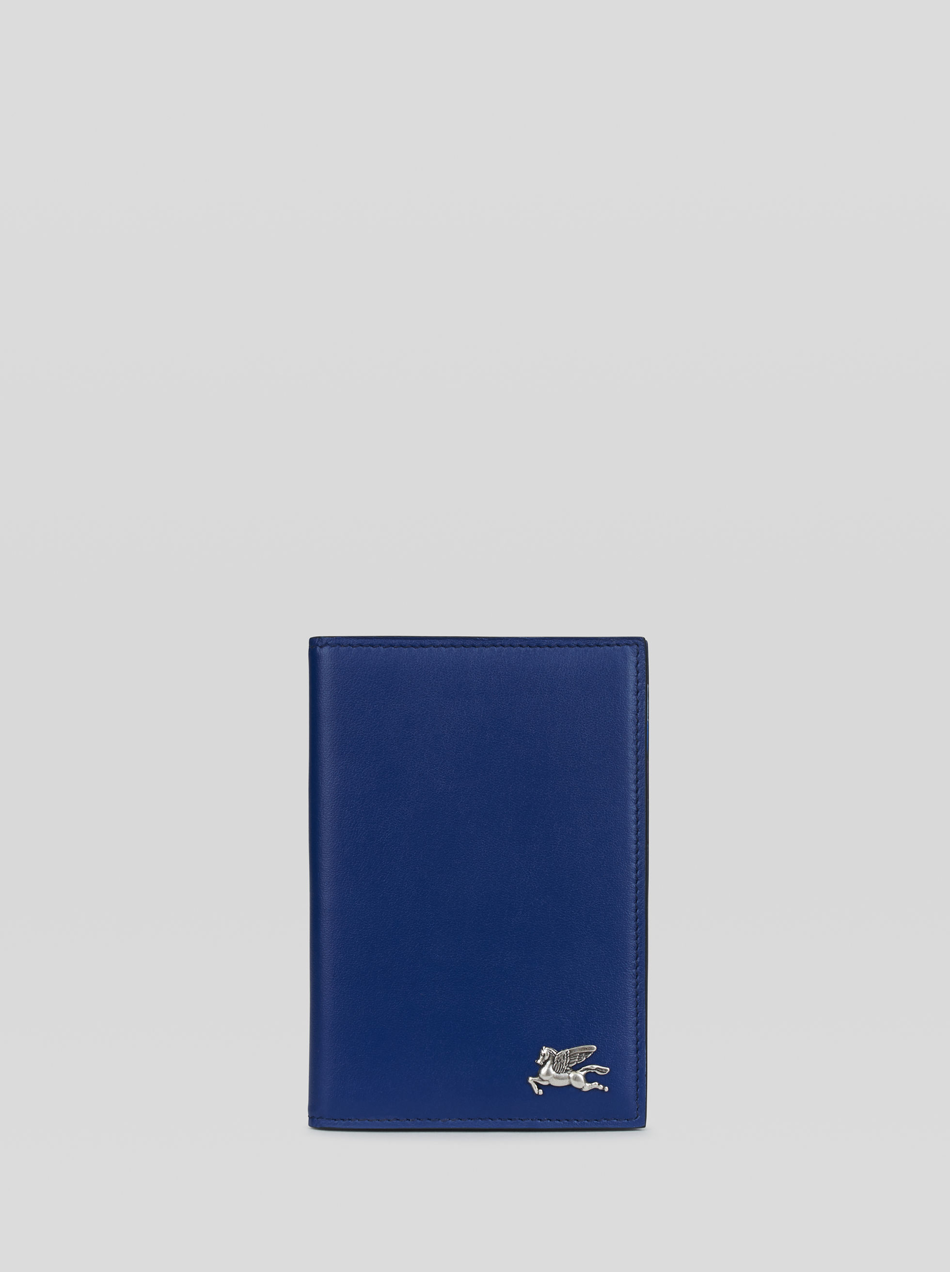 LEATHER DOCUMENT HOLDER WITH PEGASO