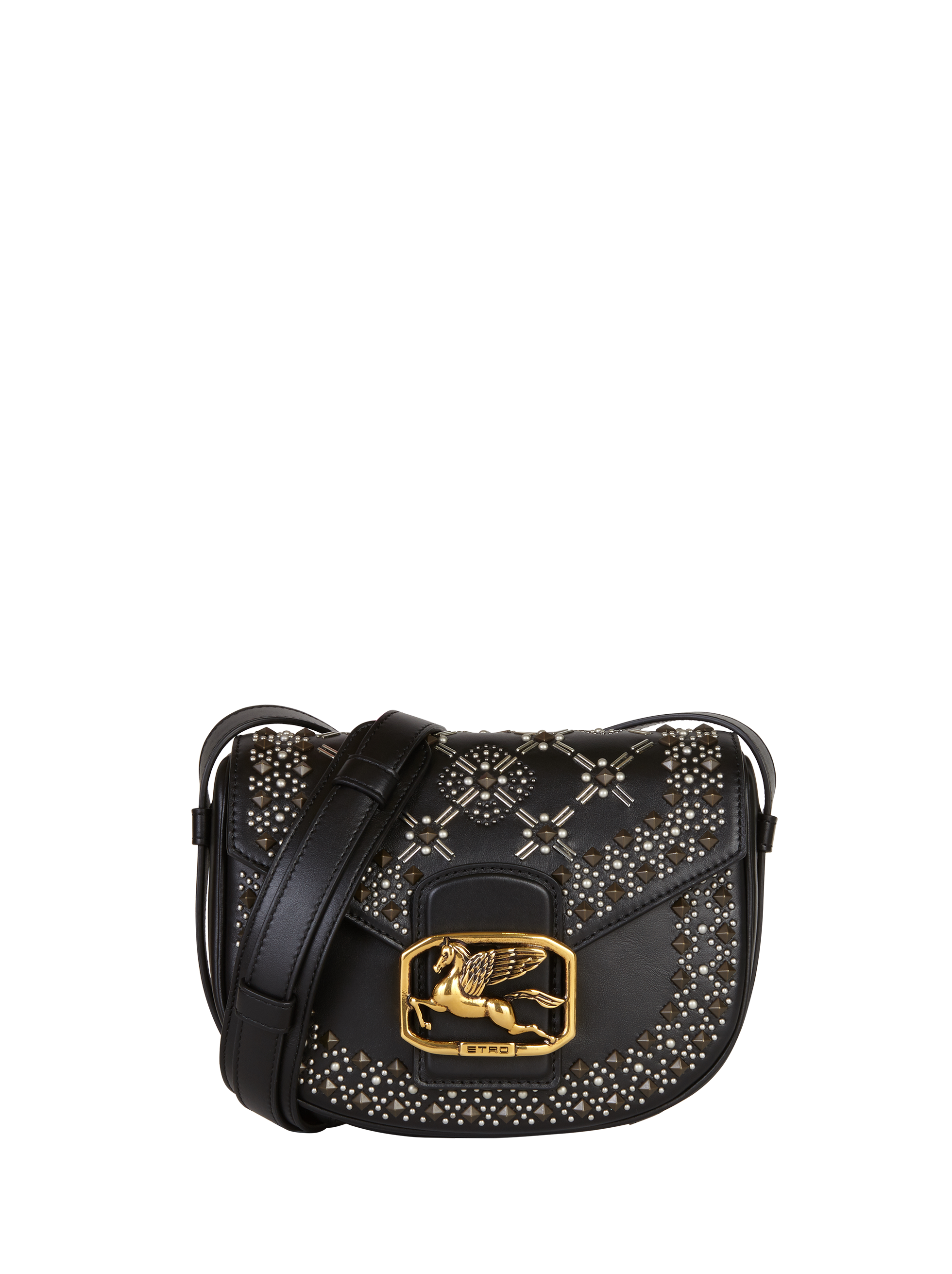 PEGASO BAG WITH STUDS