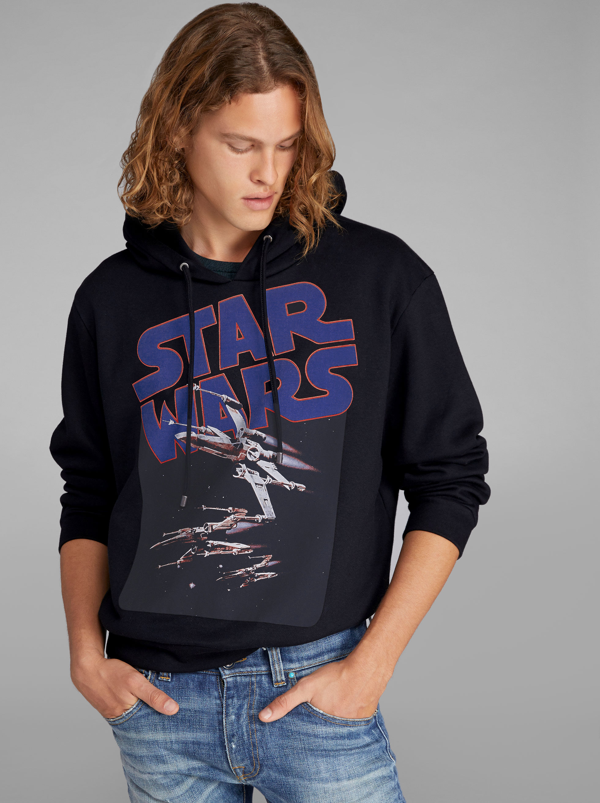 SWEAT-SHIRT À CAPUCHE ETRO X STAR WARS