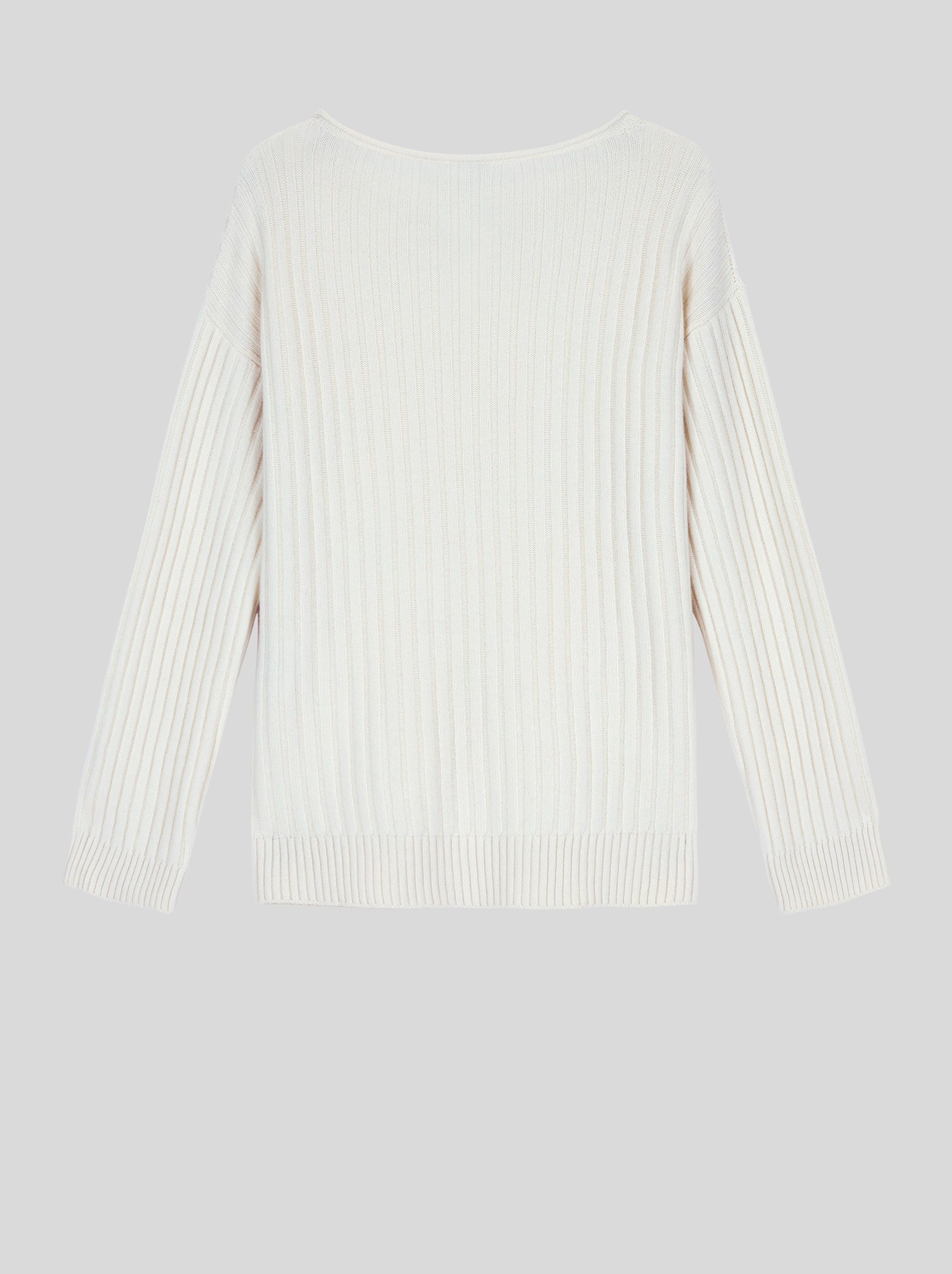 RIBBED JUMPER WITH PEGASO