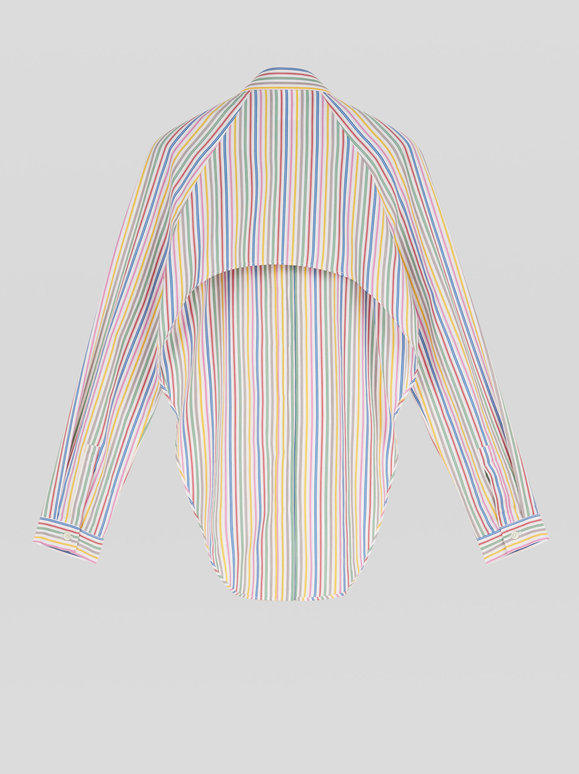 STRIPED TOP WITH PEGASO