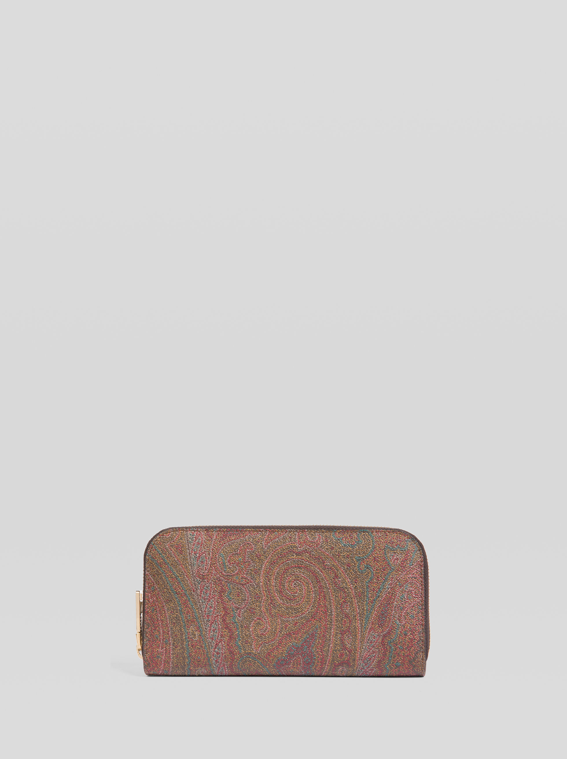 PAISLEY ZIP WALLET