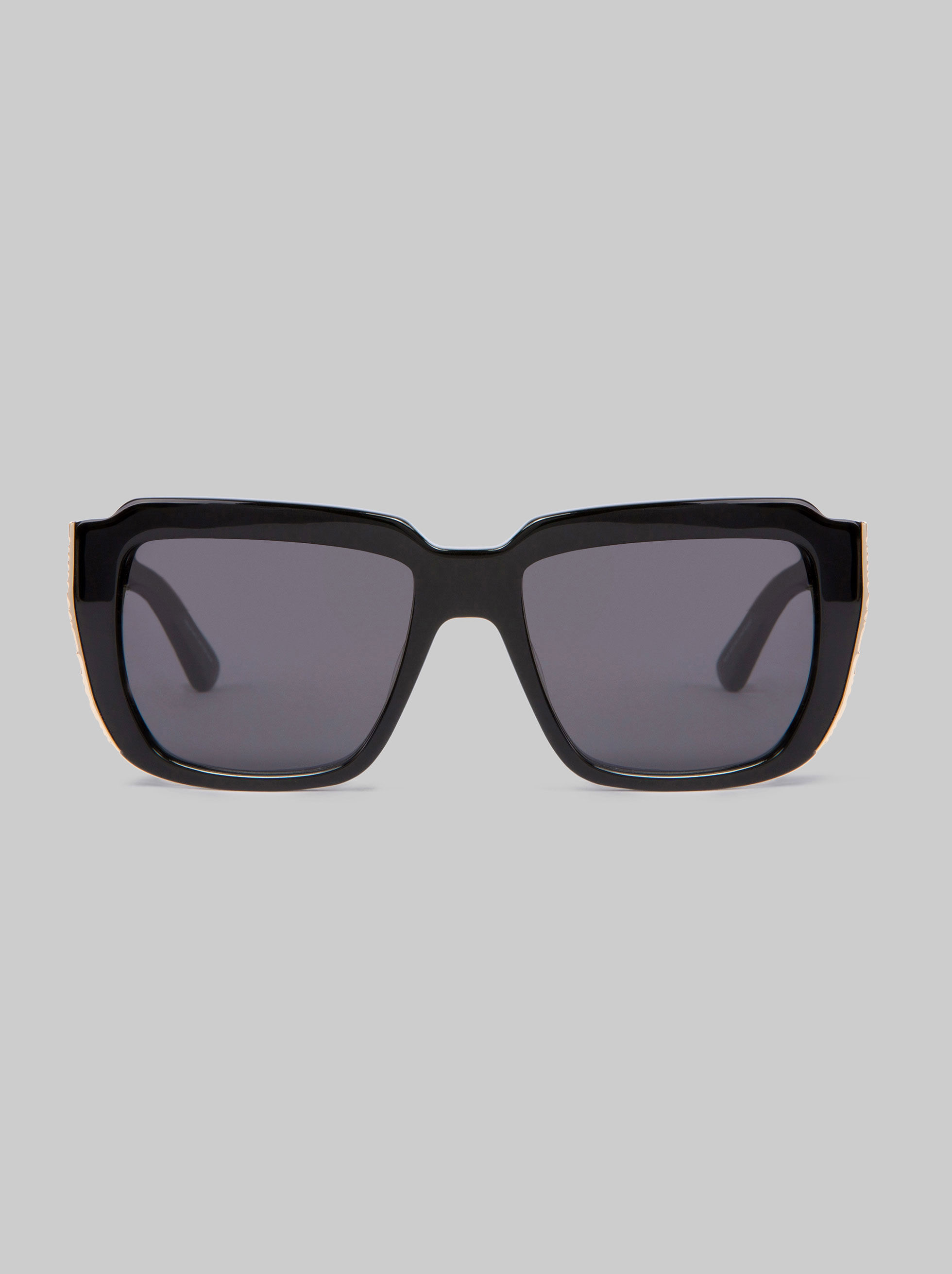 RECTANGULAR-FRAME SUNGLASSES
