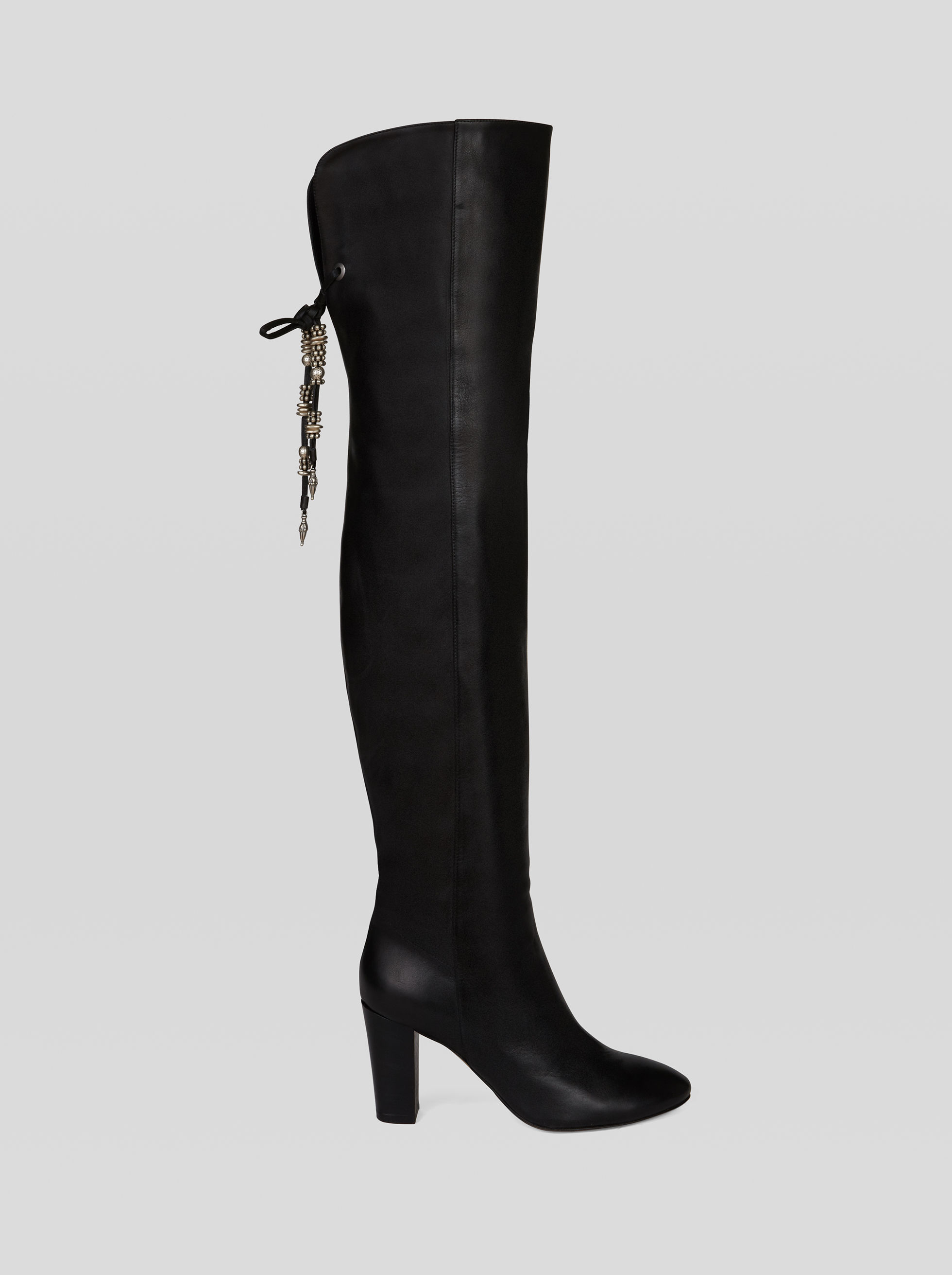 THIGH-LENGTH BOOTS