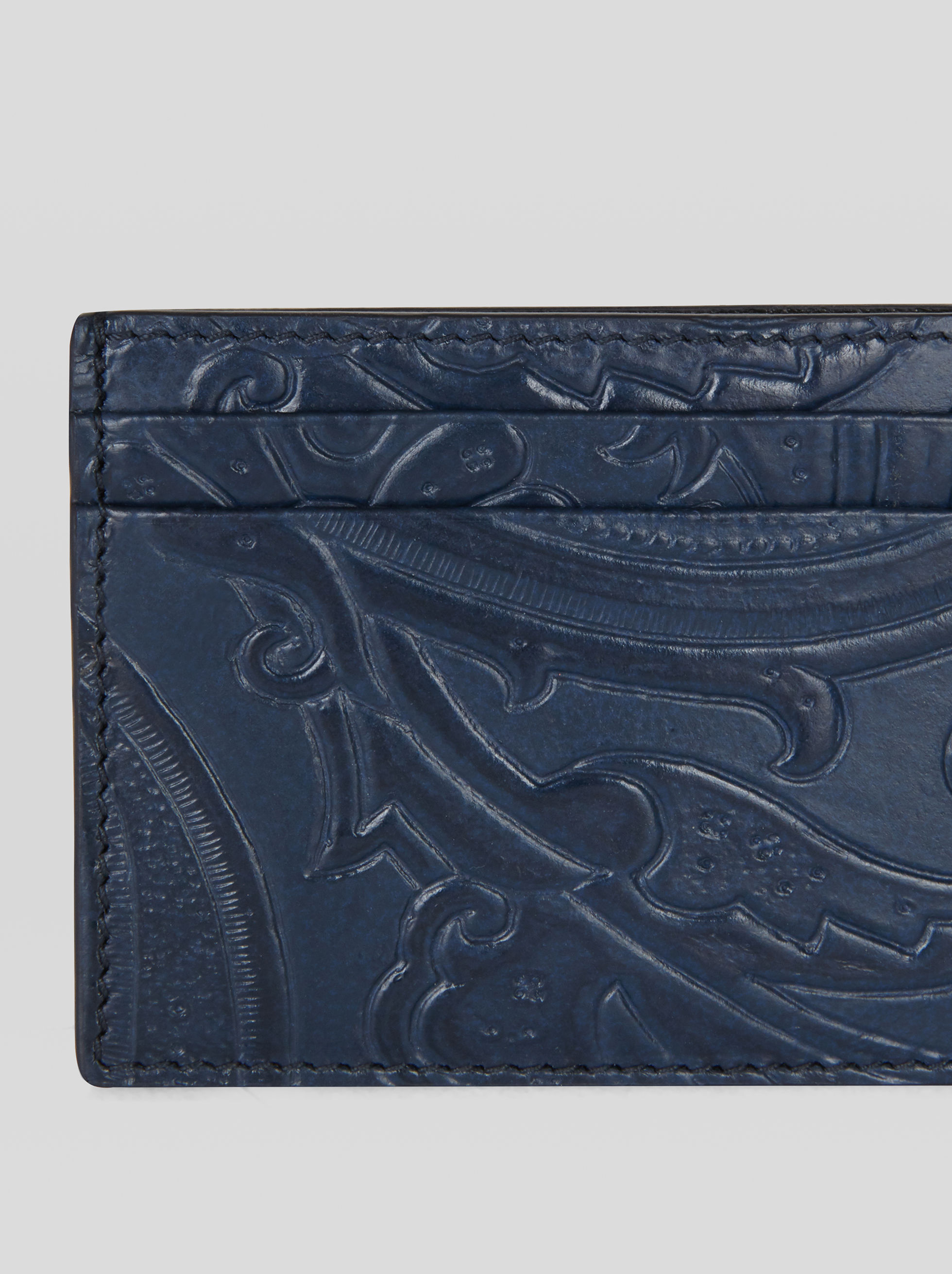 PAISLEY PATTERN CARD HOLDER
