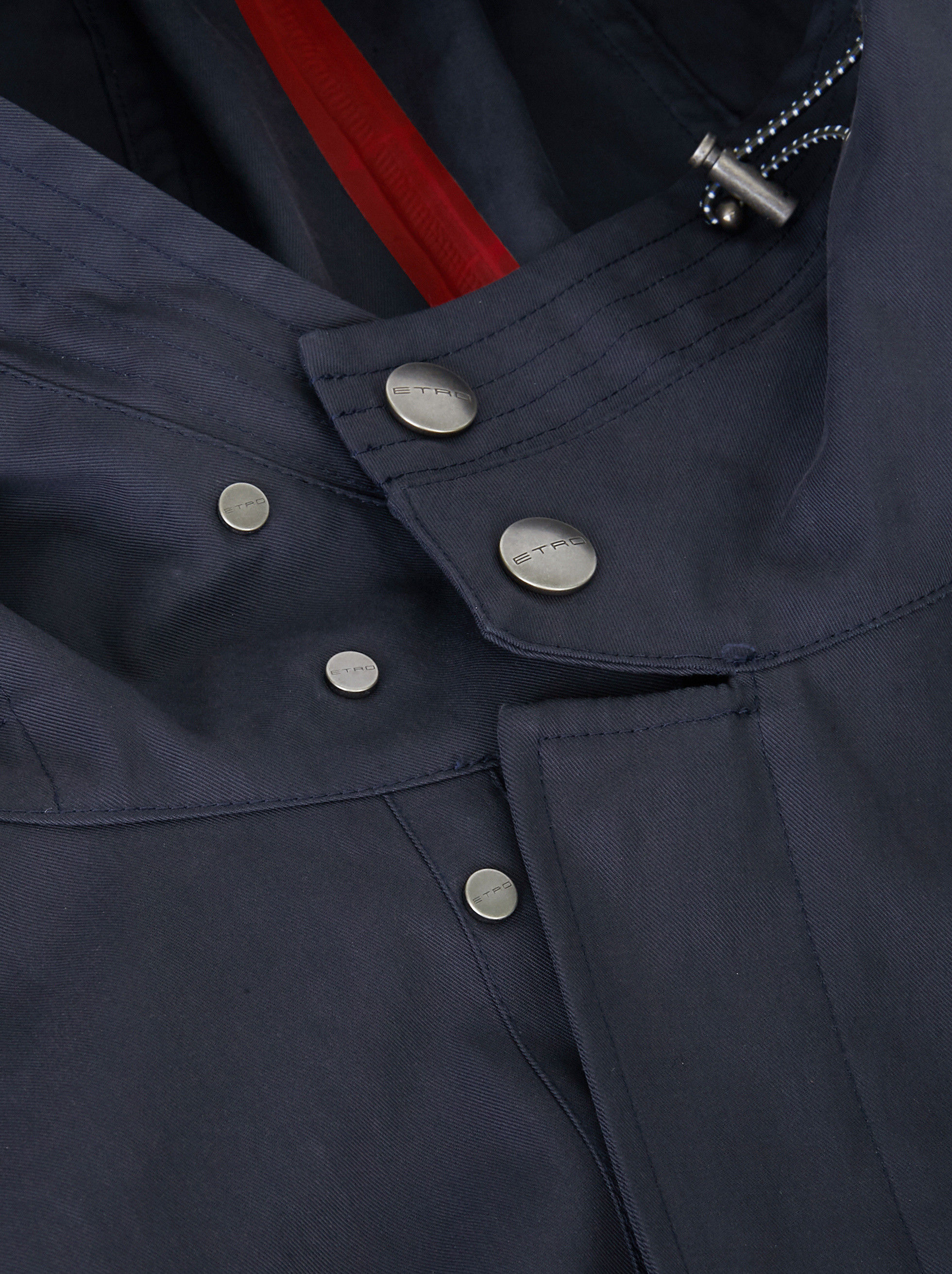 WATER REPELLENT PARKA