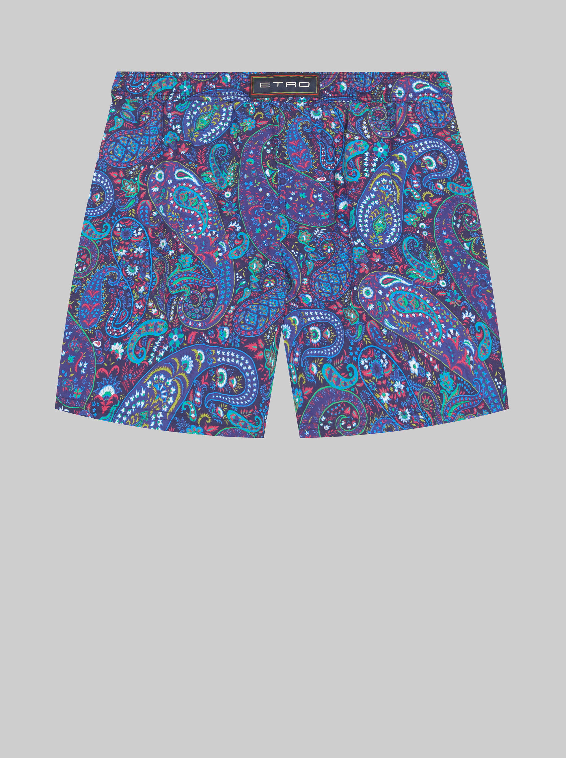 PAISLEY SWIM SHORTS