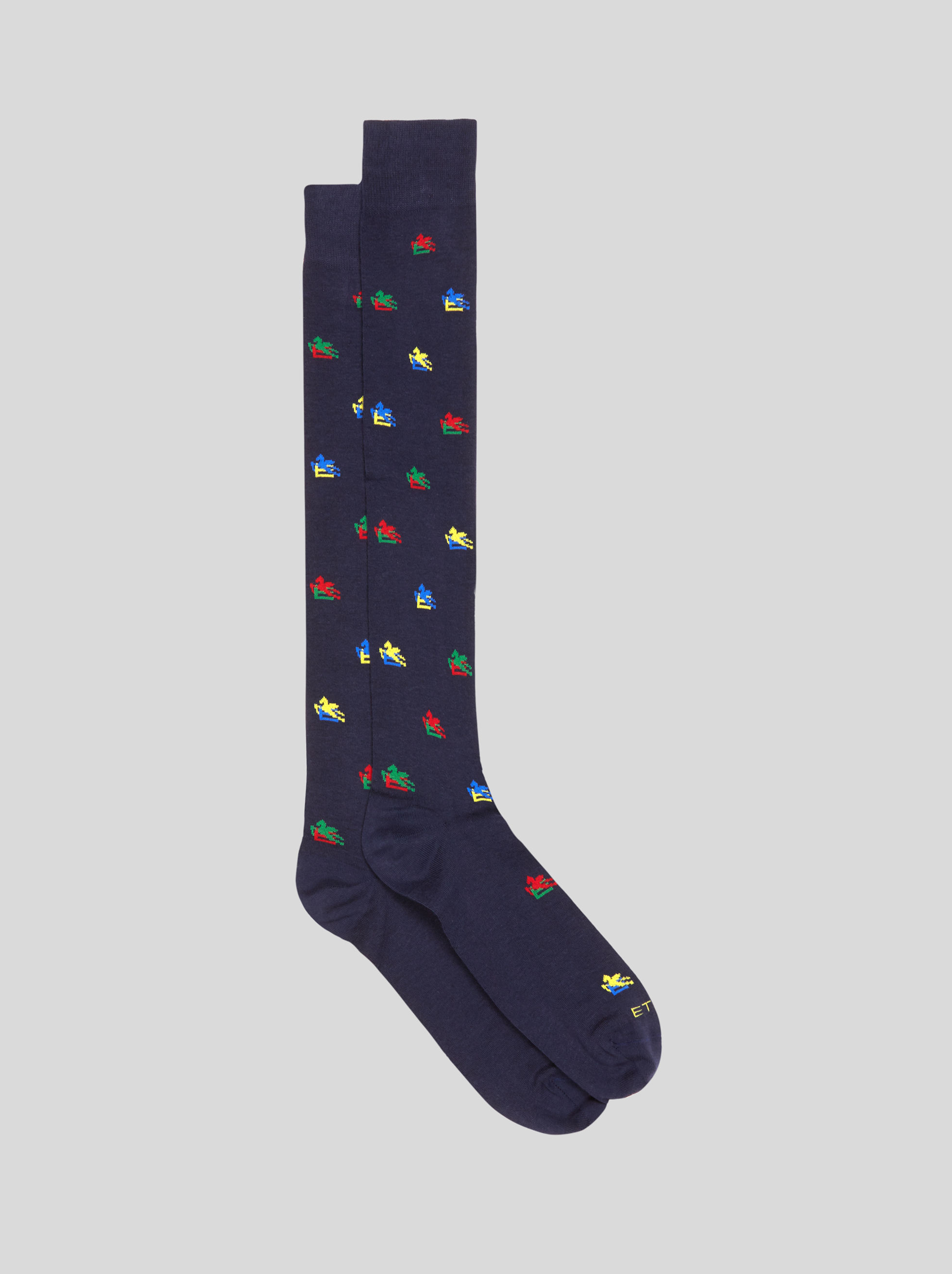 JACQUARD SOCKS WITH PEGASO