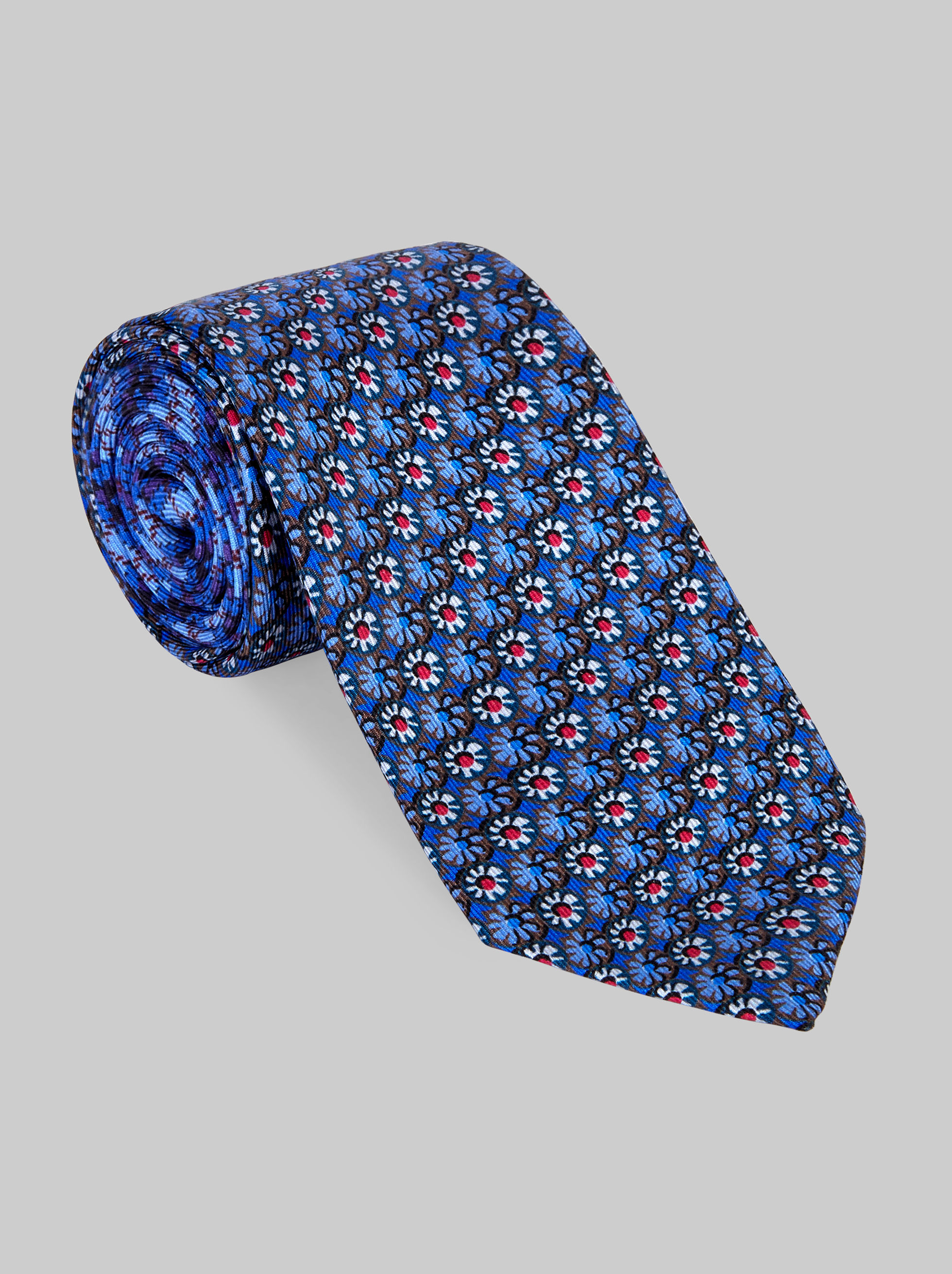TWO-FABRIC TIE