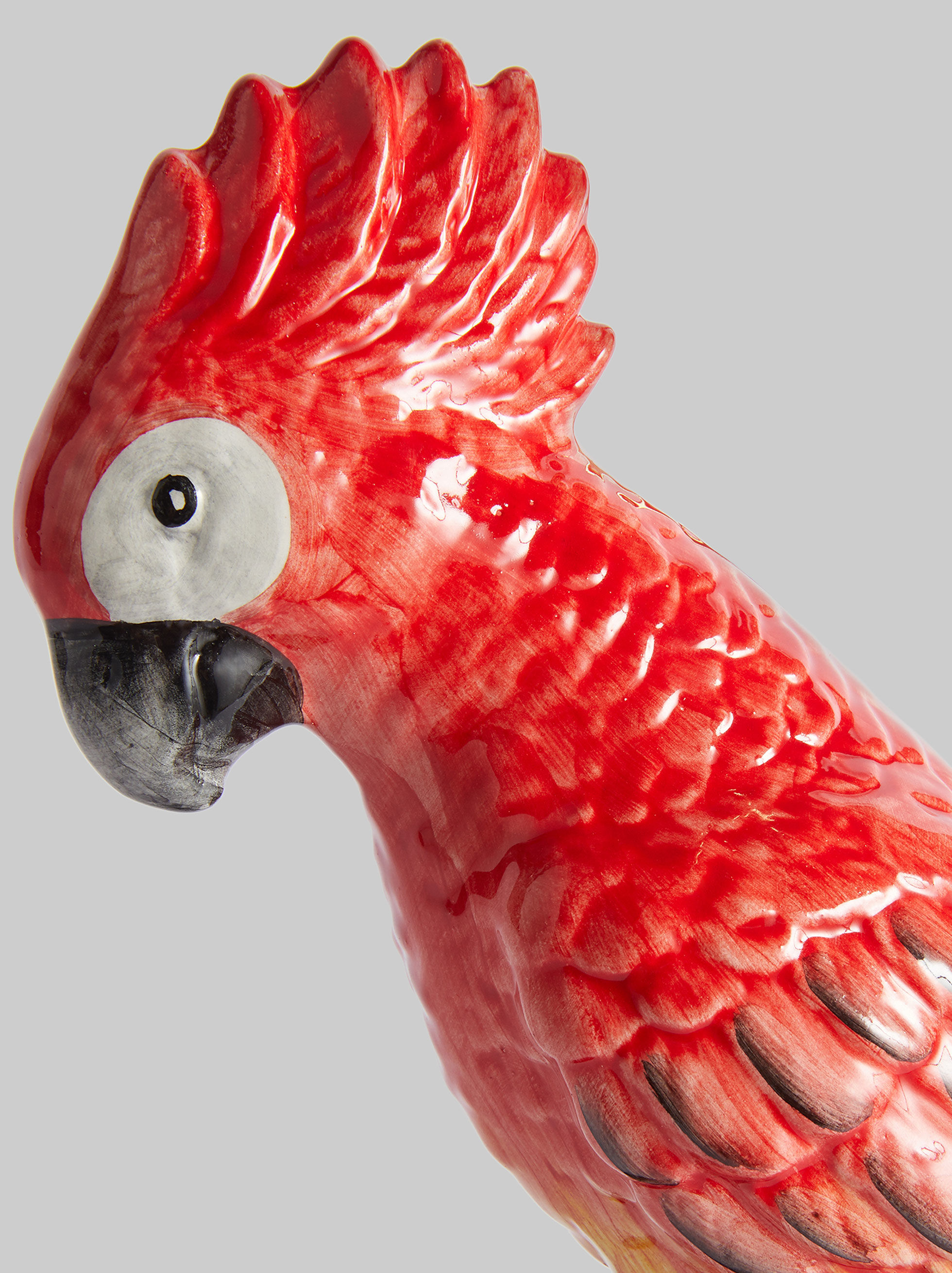 CERAMIC PARROT LAMP BASE