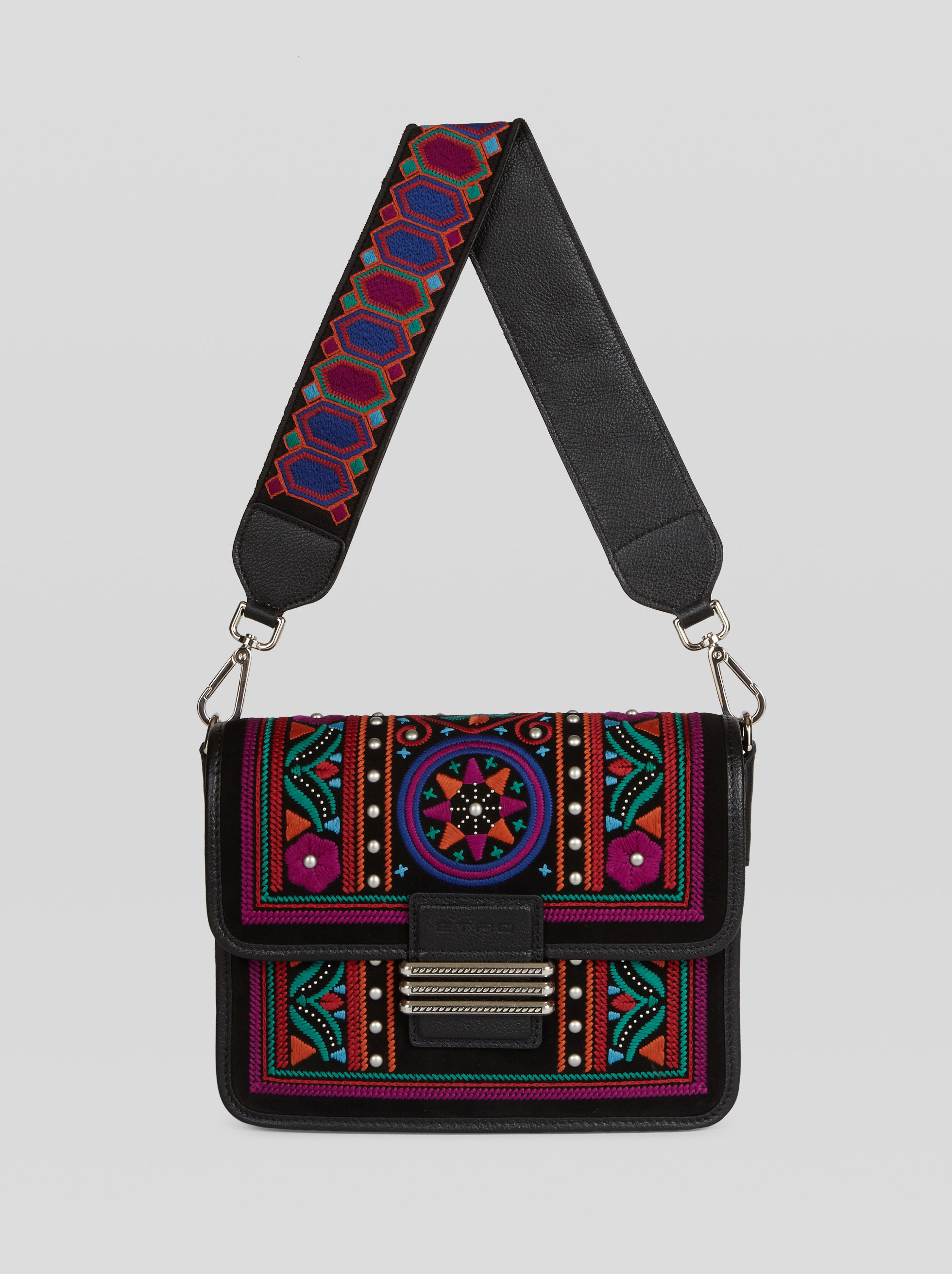 RAINBOW BAG WITH STUDS