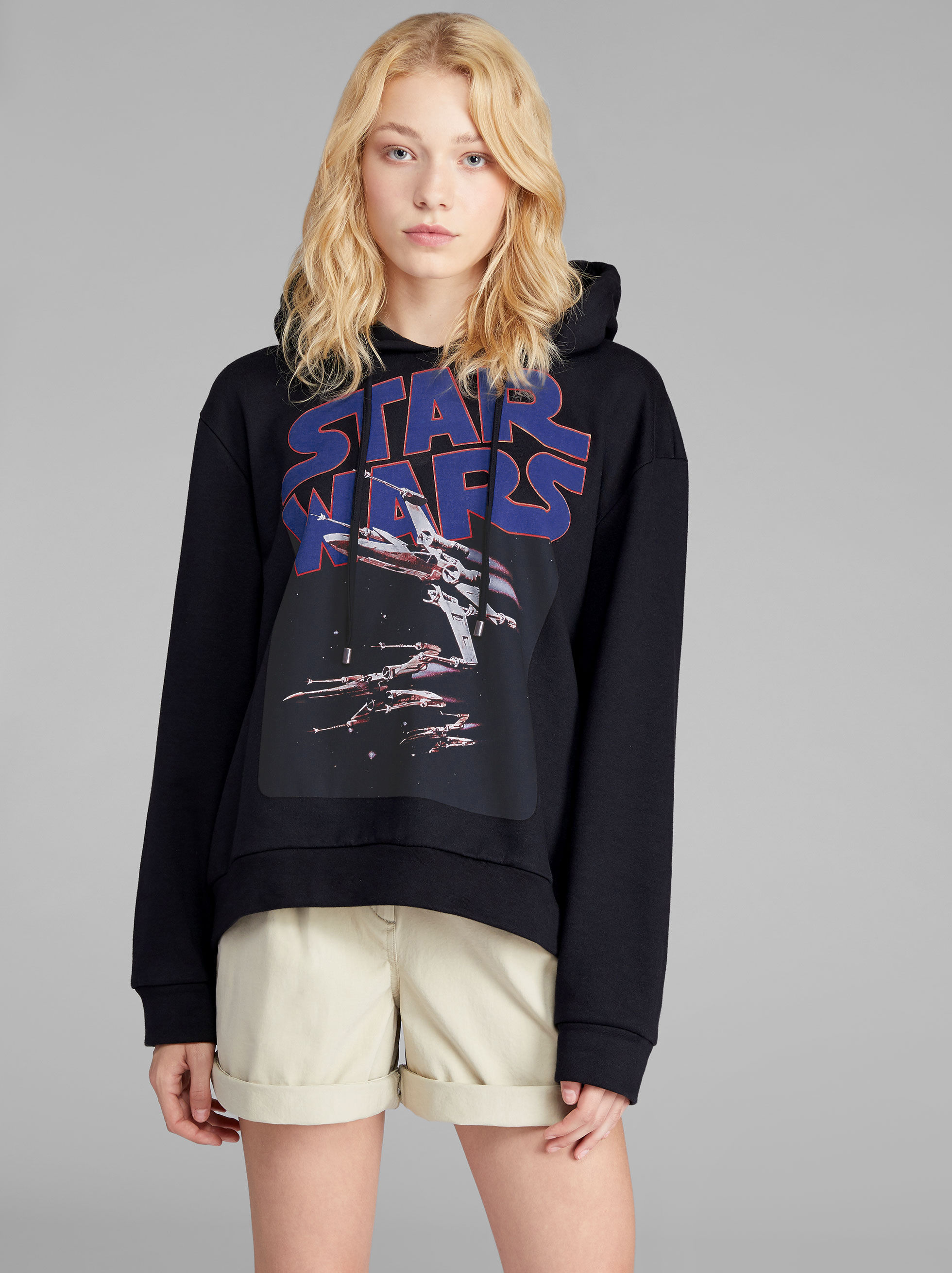 ETRO X STAR WARS HOODED SWEATSHIRT