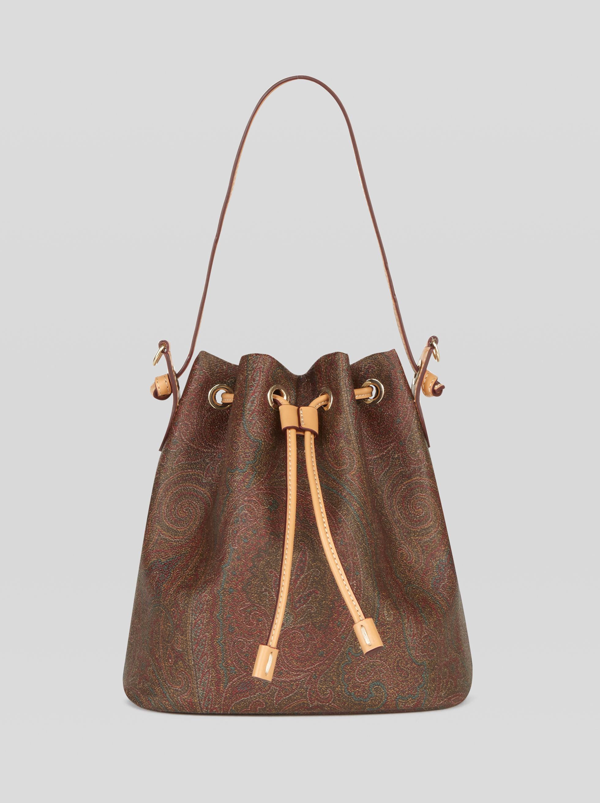 PAISLEY BUCKET BAG