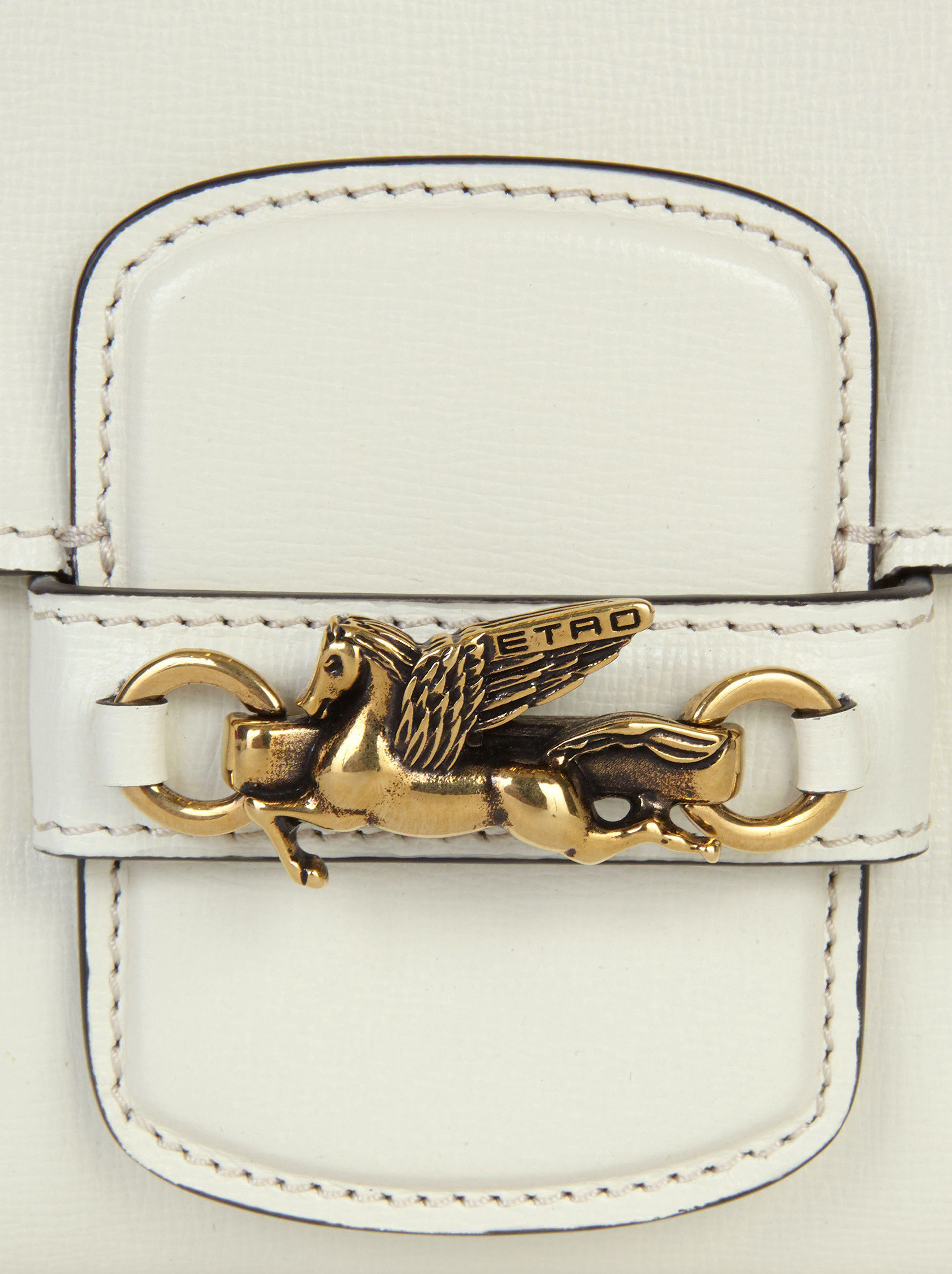 SHOULDER BAG WITH PEGASO